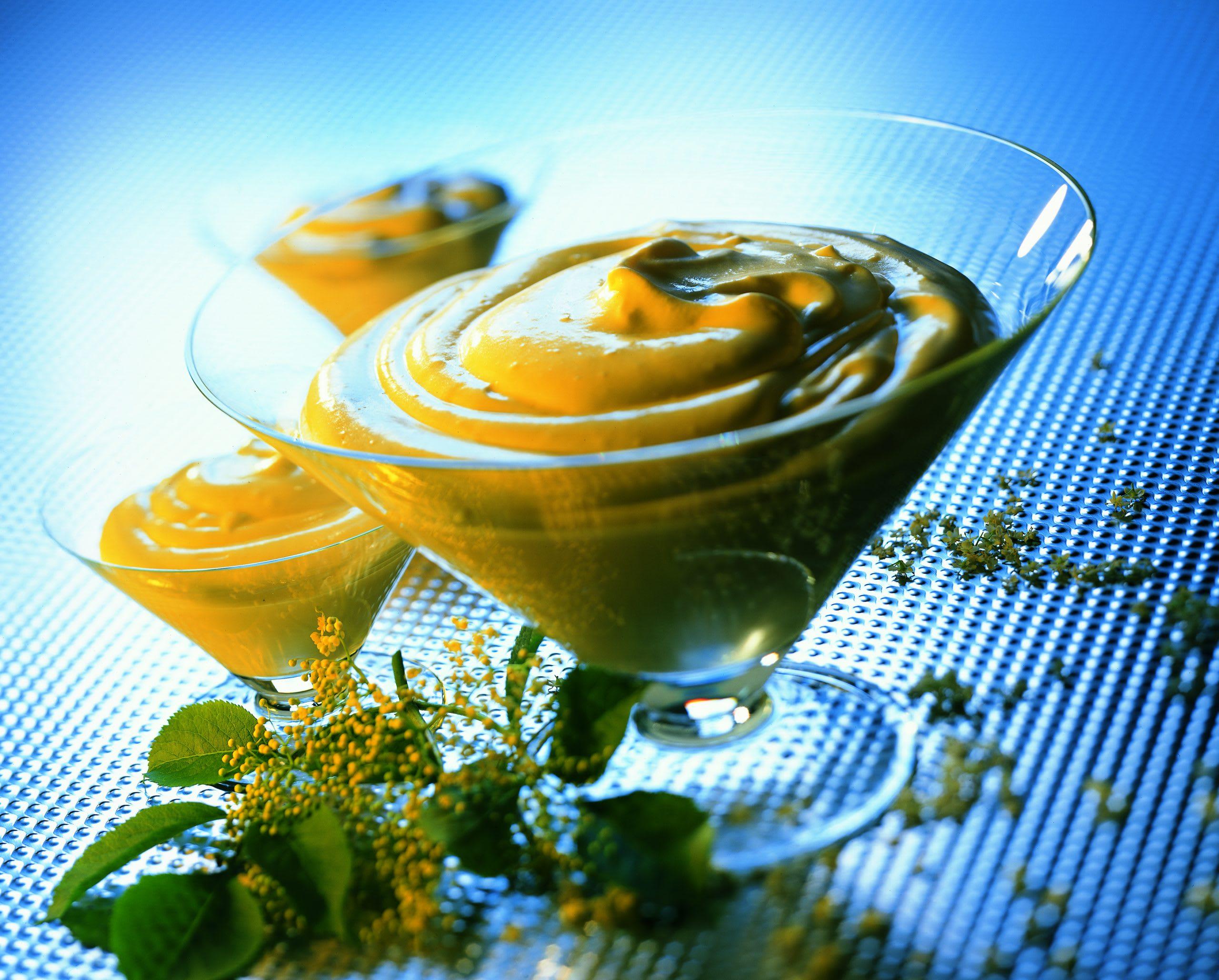 Crème de fleurs de sureau