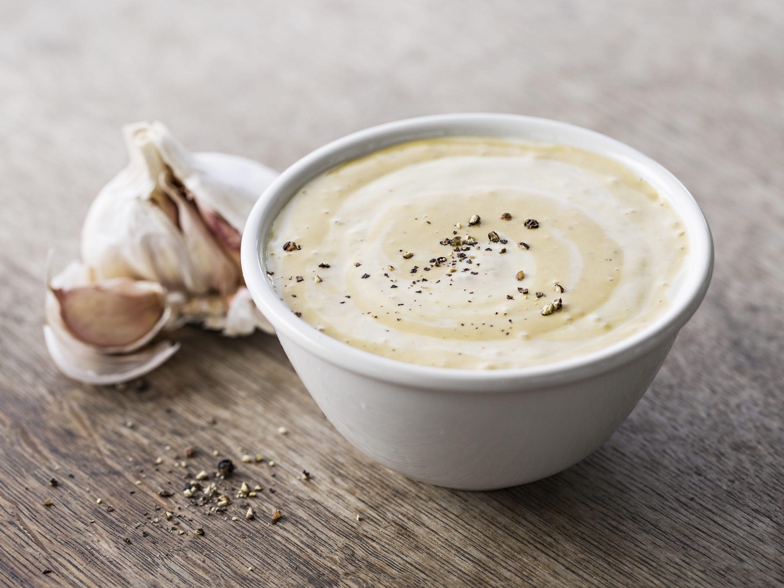 Sauce César au yogourt (fondue chinoise ou dip)