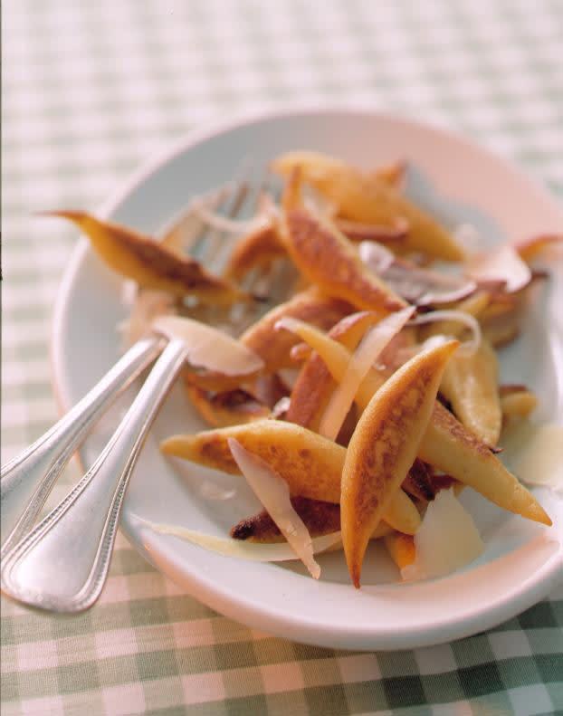 Gnocchis au fromage