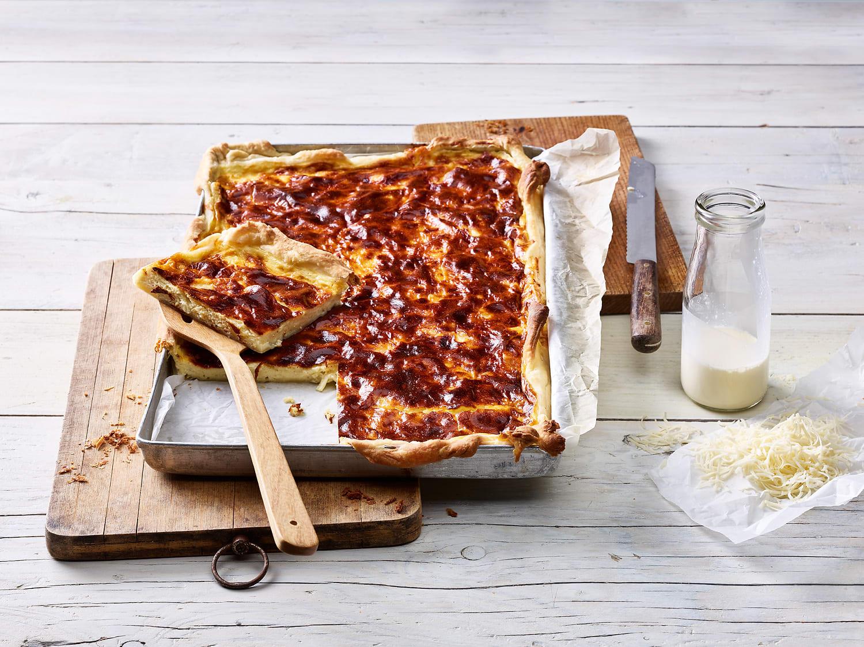 Gâteau au fromage et séré