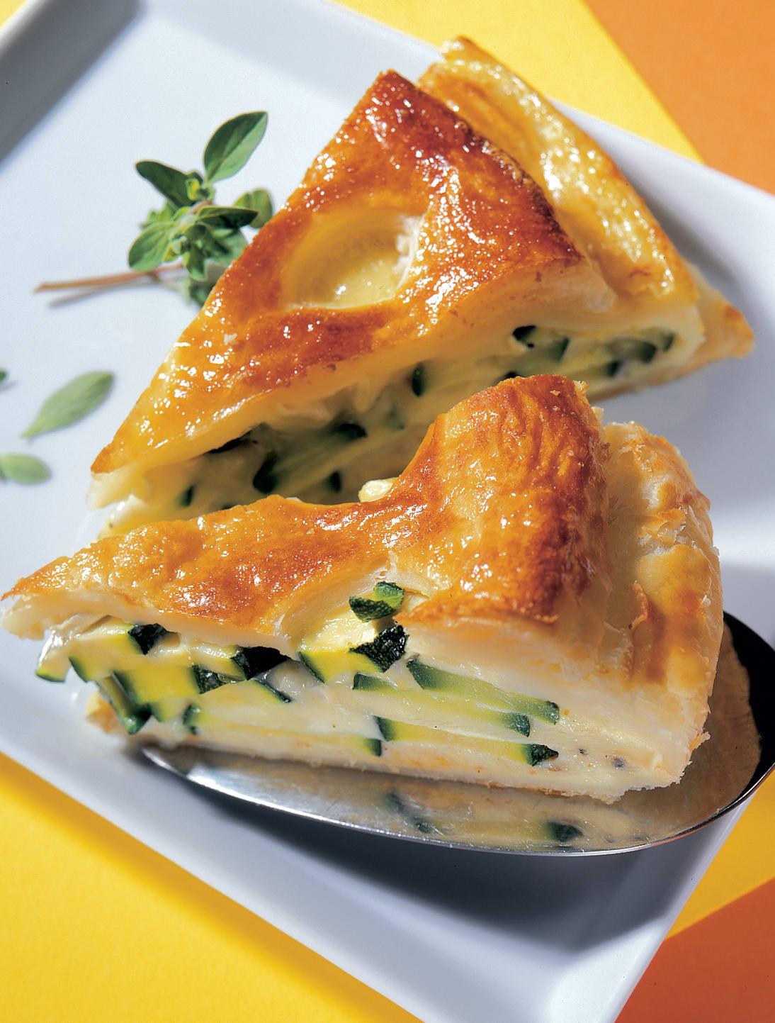 Tourte au fromage