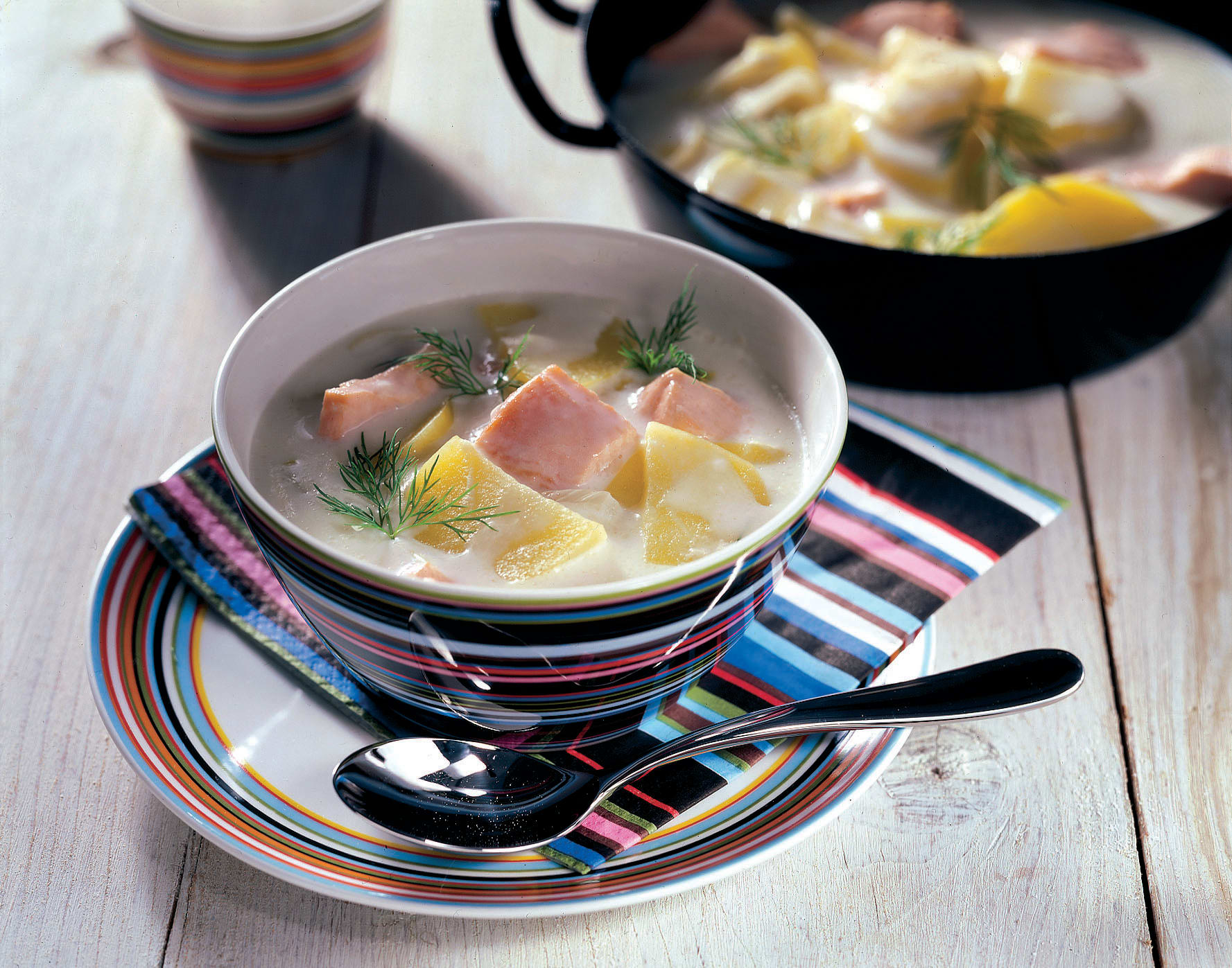 Kalakeitto (Fischsuppe)