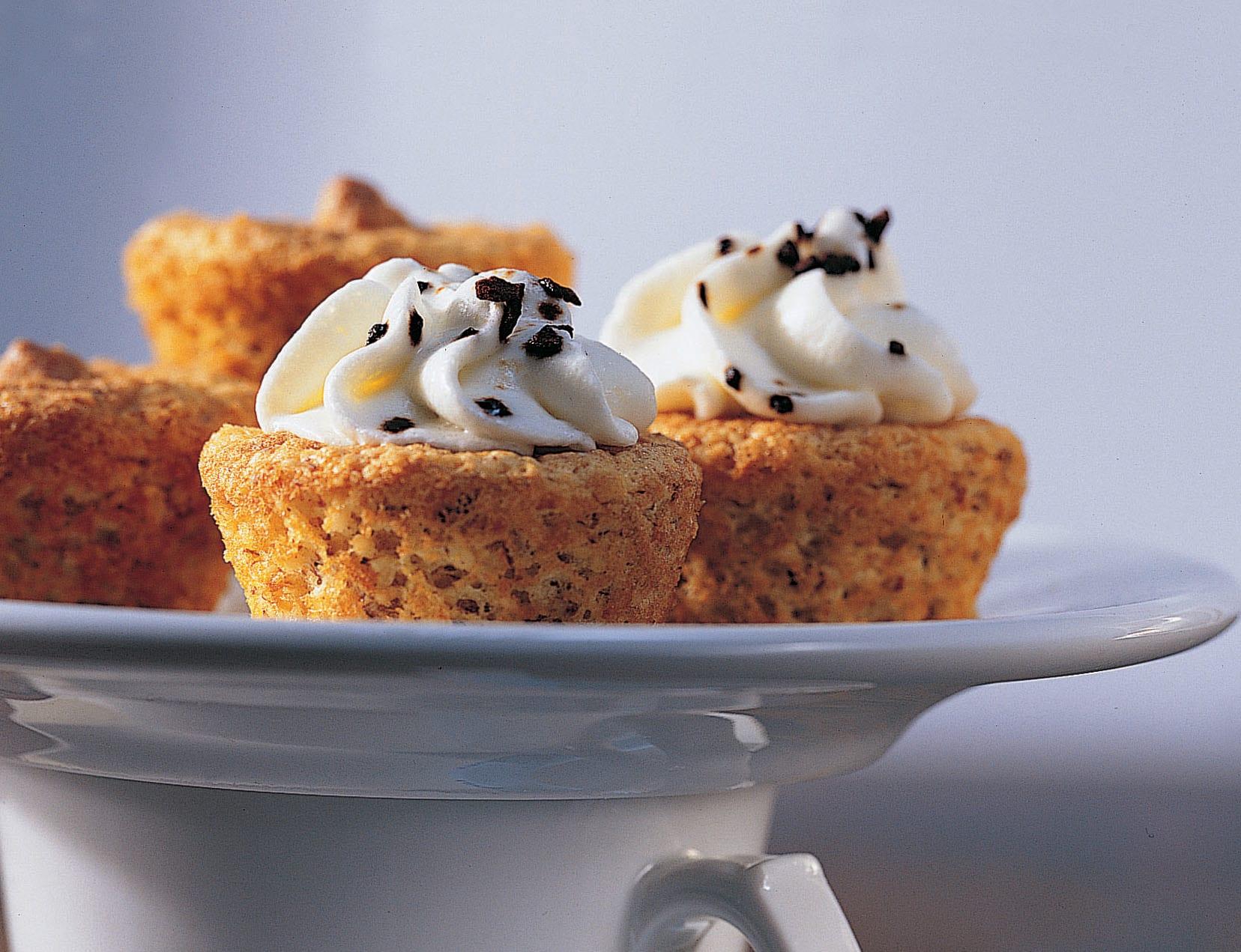Kartoffel-Mandel-Cakes