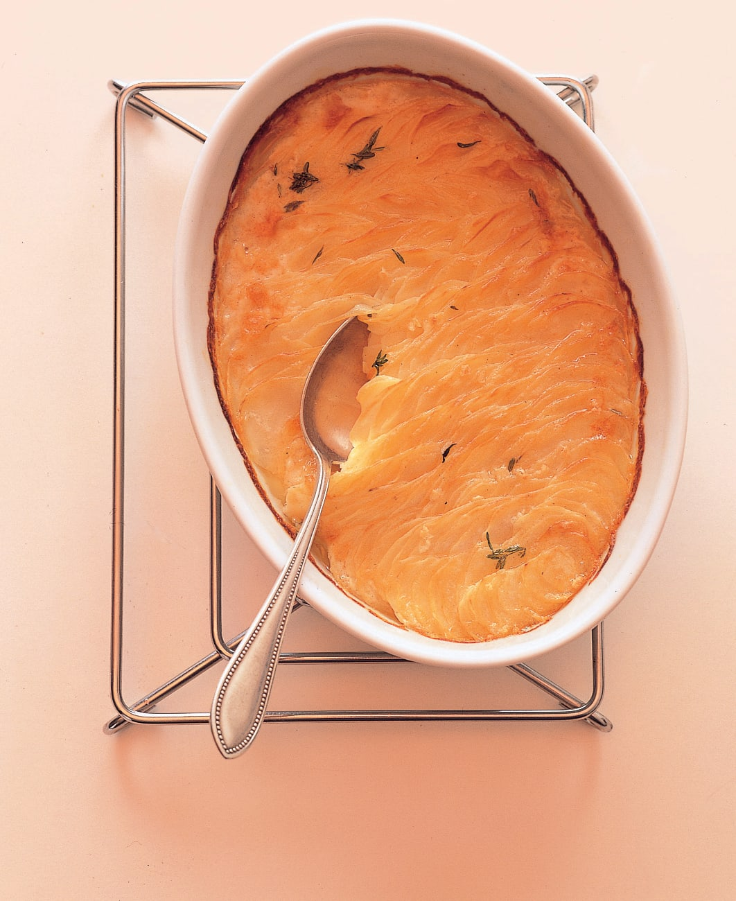 Kartoffelgratin mit Mascarpone