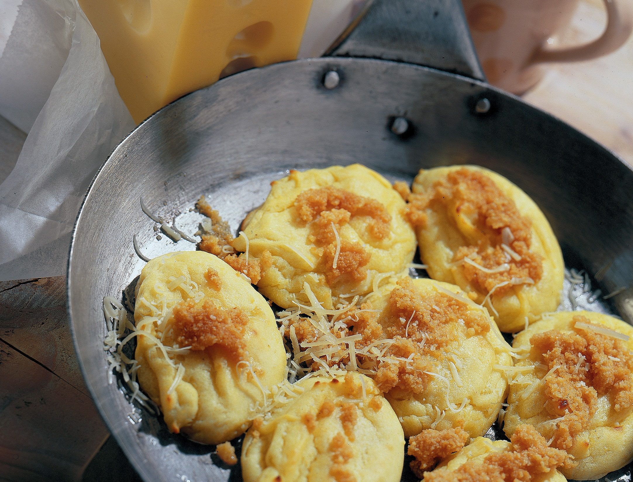 Kartoffelpfluten