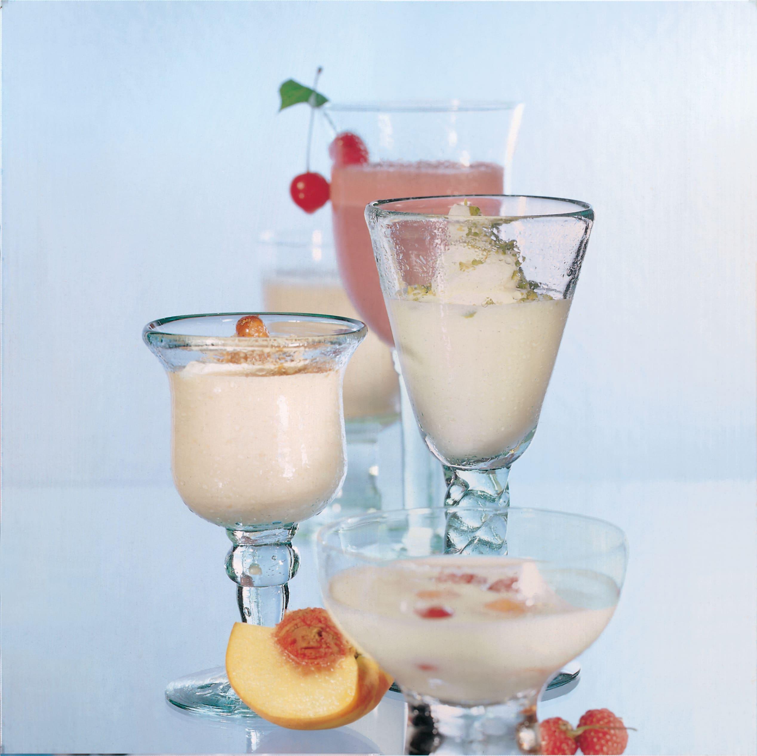 Cocktail aux cerises
