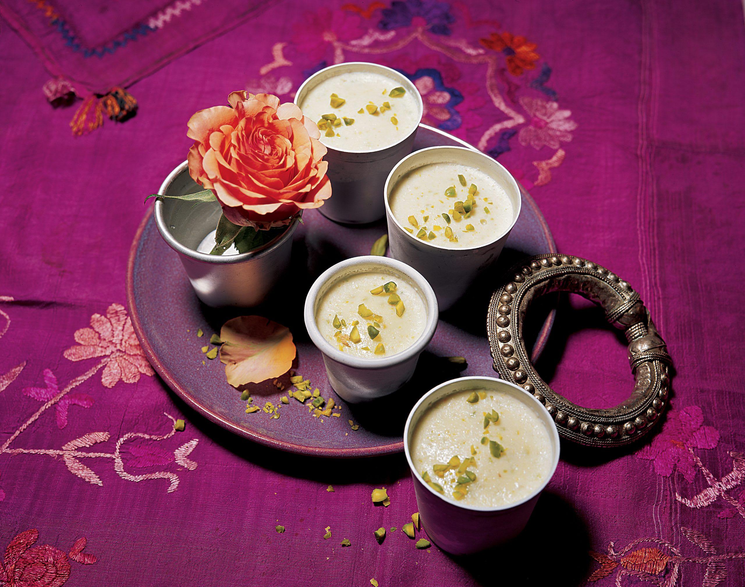 Kulfi (Indische Glace)