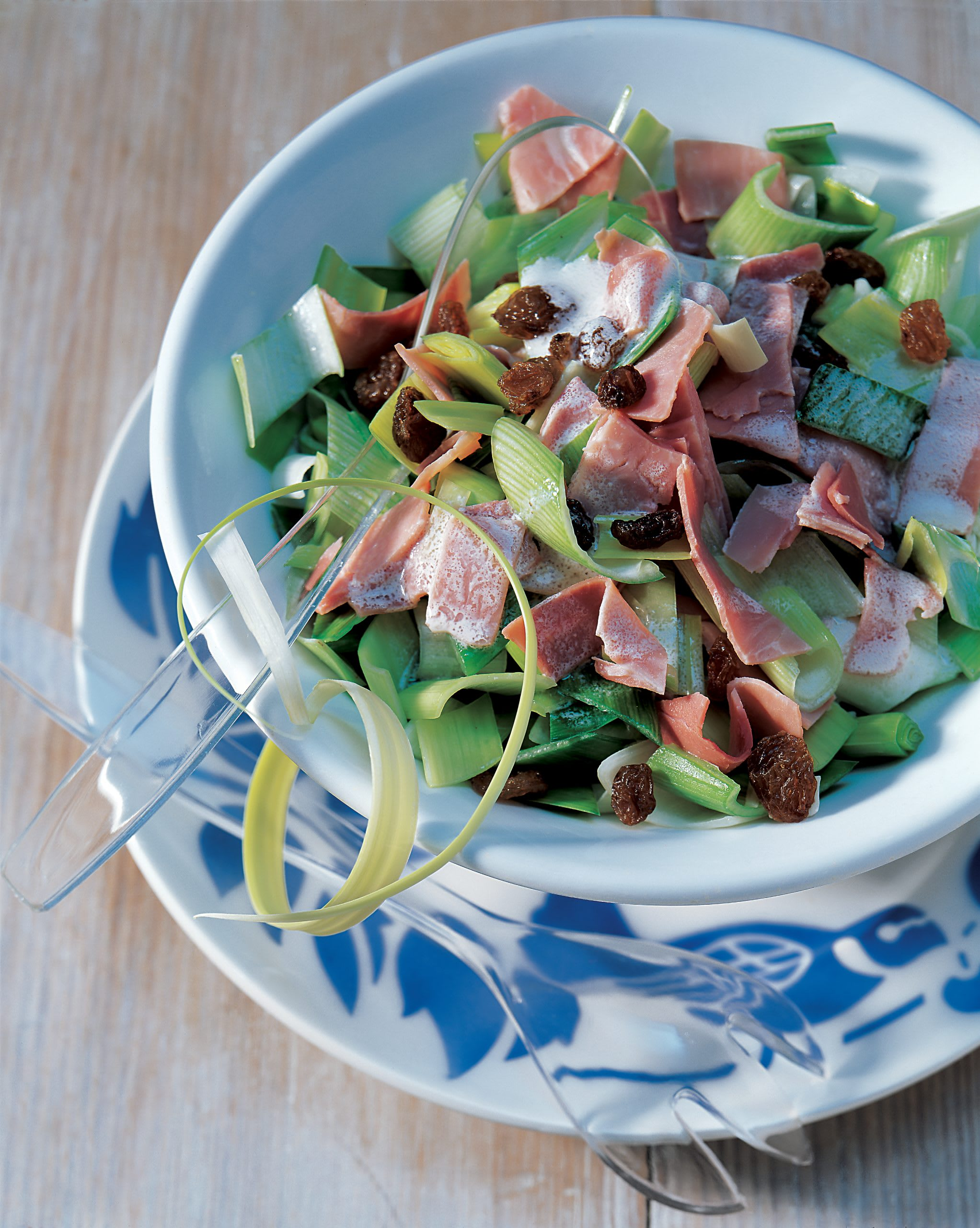 Lauch-Salat