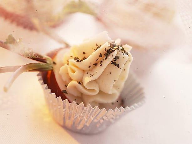 Bouchées d'amour – petits radis au mascarpone