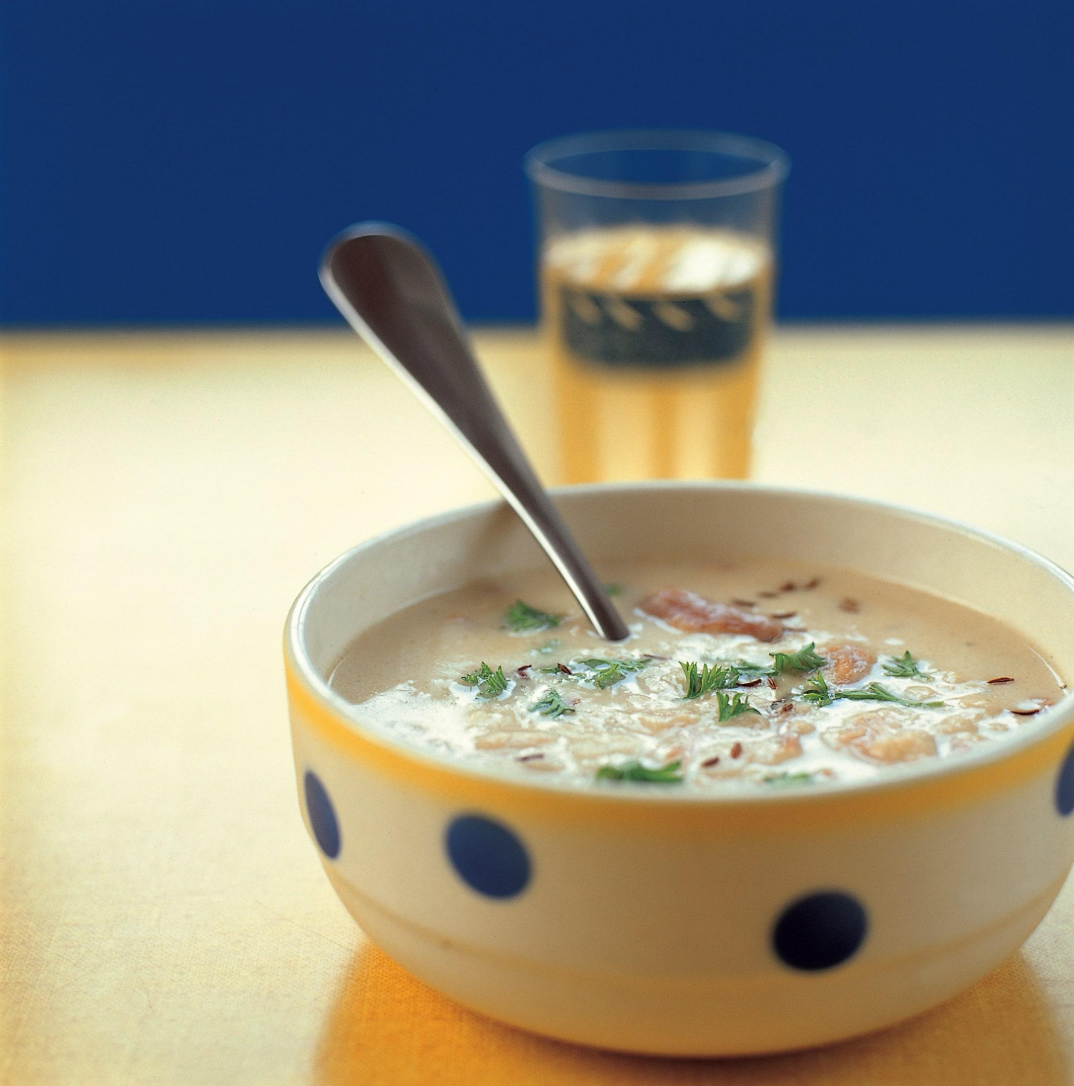 Soupe au fromage à la lucernoise