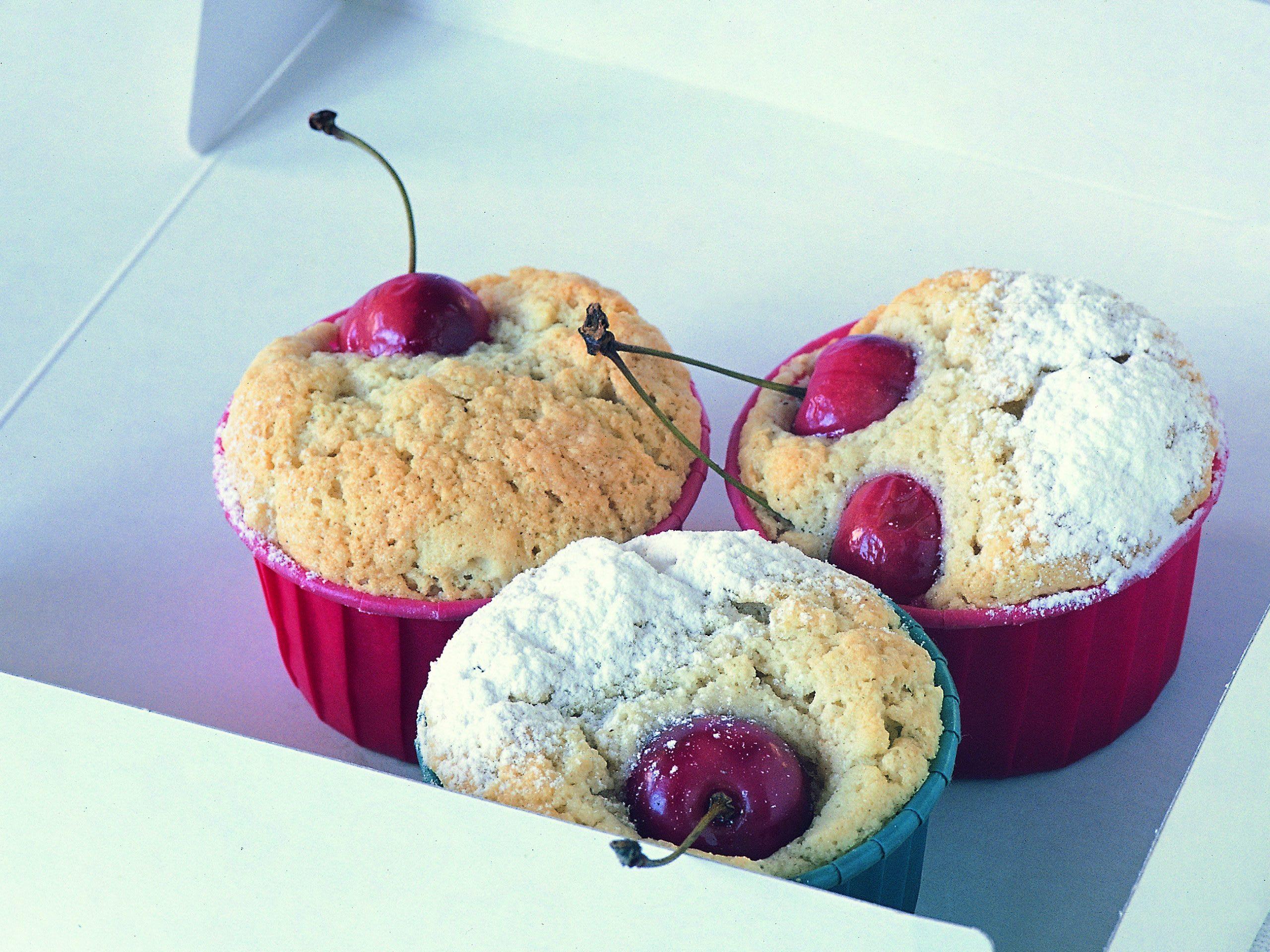 Mandel-Gewürz-Muffins