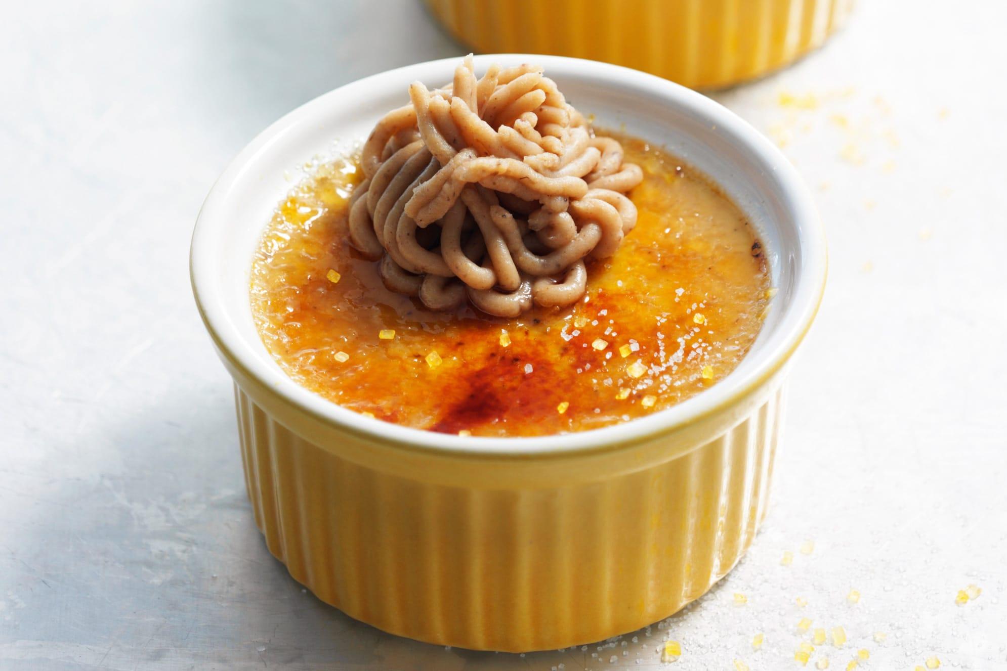 Marroni-Crème-brûlée