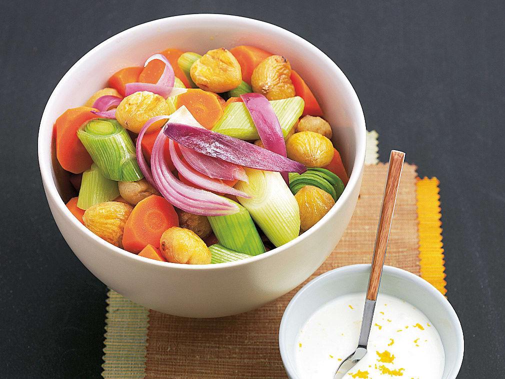 Marroni-Gemüse