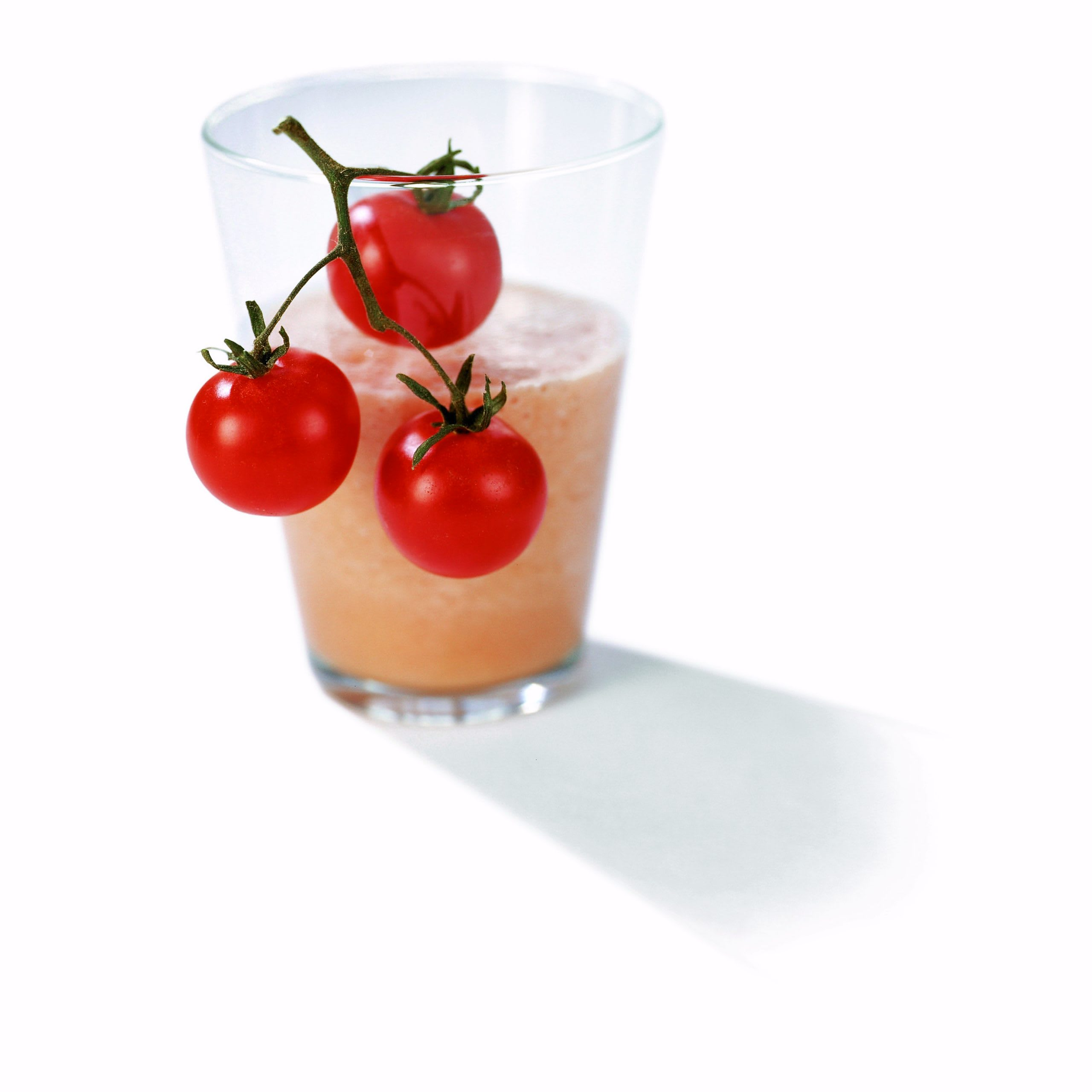 Melonen-Tomaten-Saft