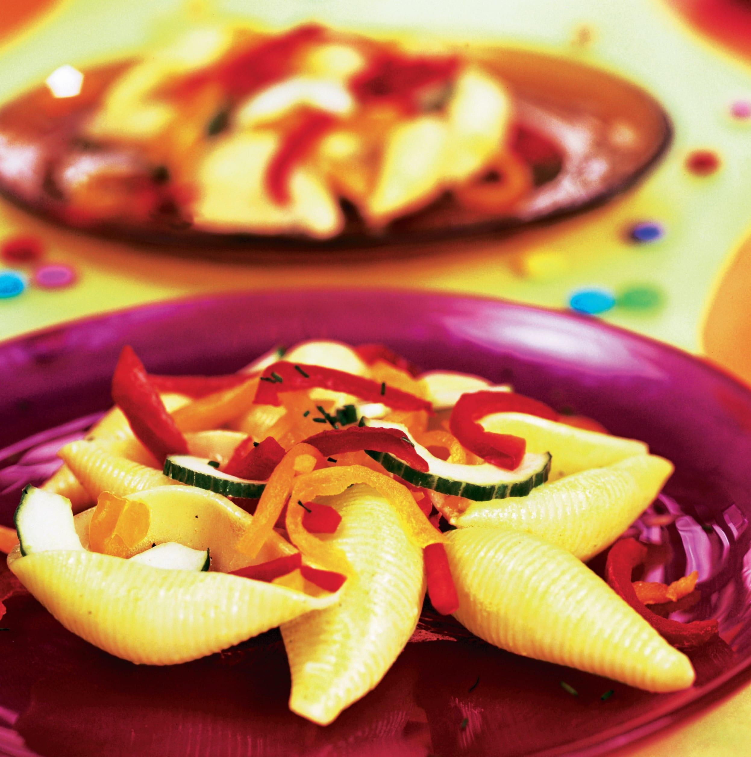 Muschel-Salat