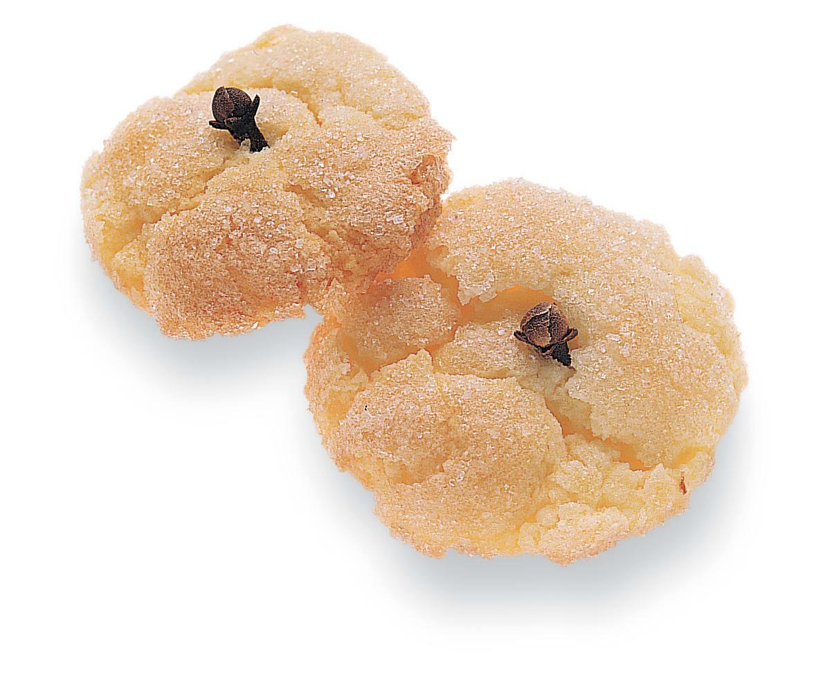 Biscuits au clou de girofle