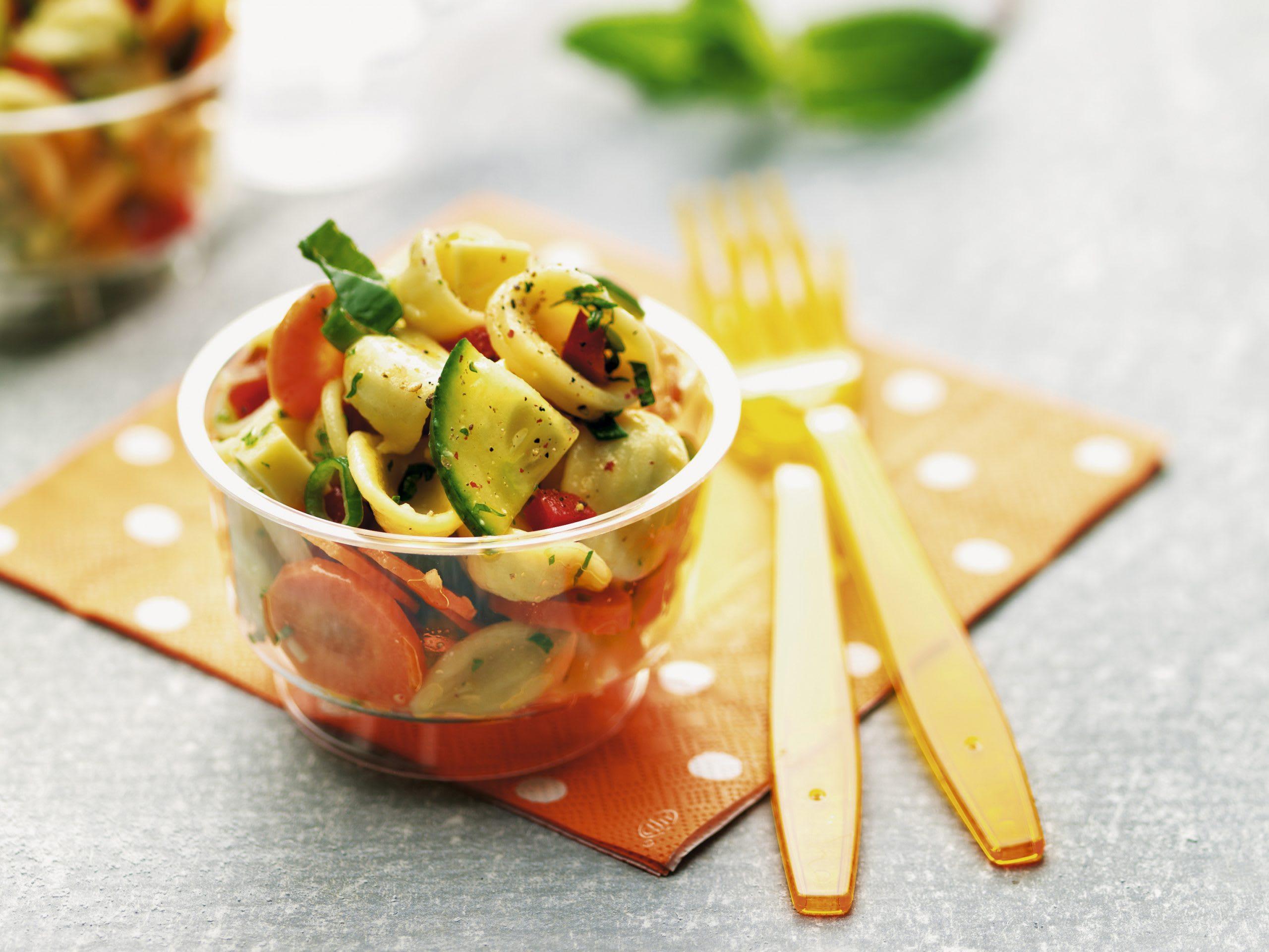 Orecchiette-Salat