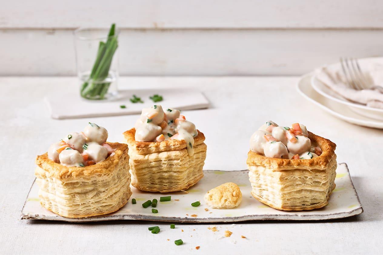 Pastetli mit Brätkügeli