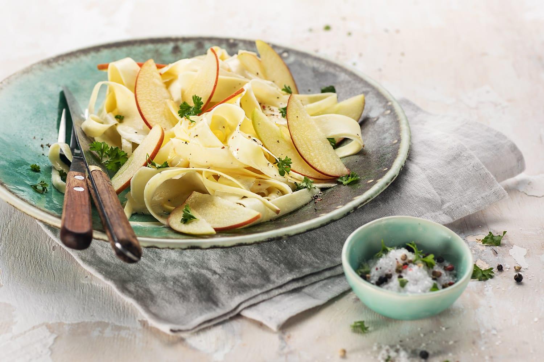 Salade de panais à la pomme