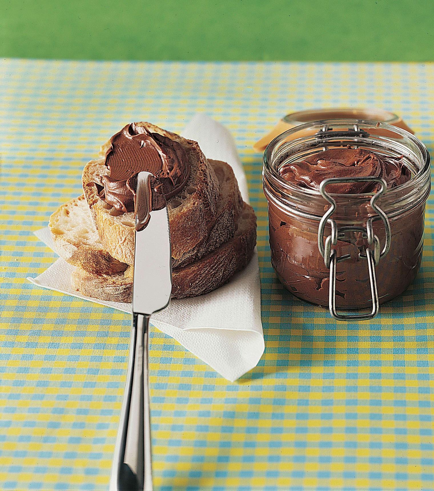 Pfefferminz-Schokoladen-Butter