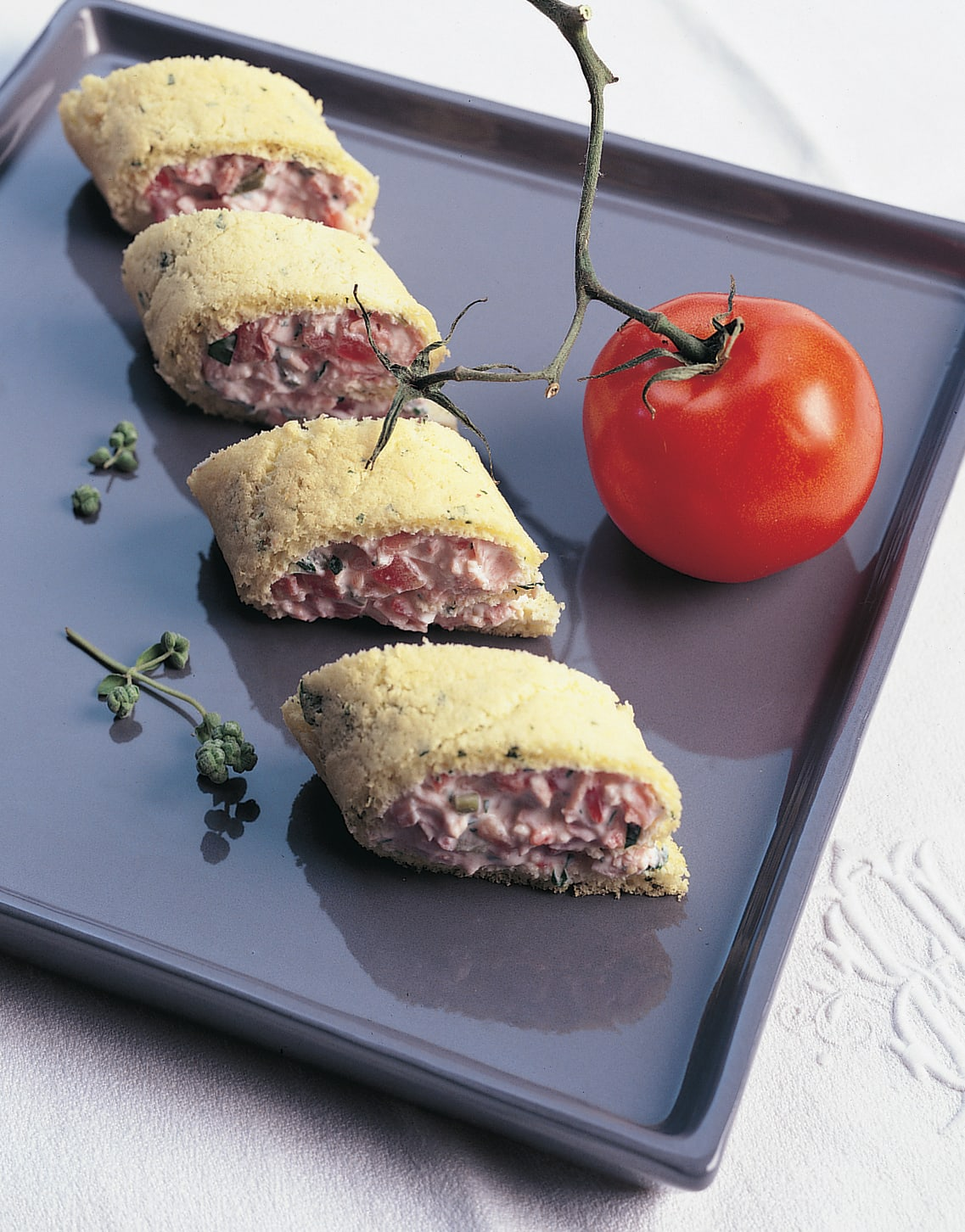 Roulades au fromage