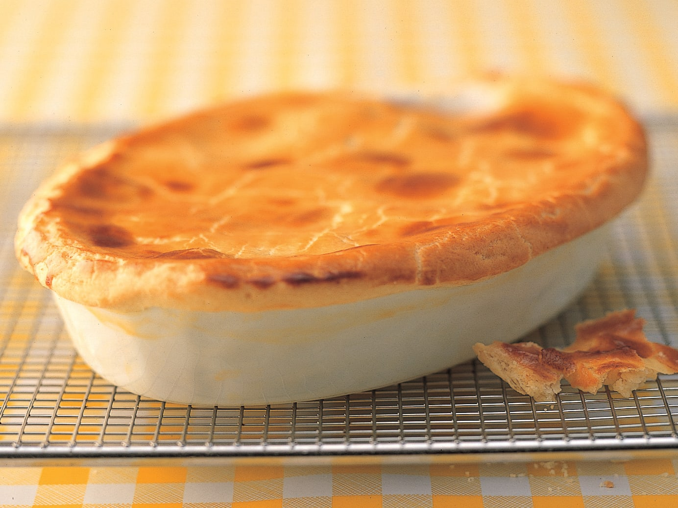 Pilz-Pie