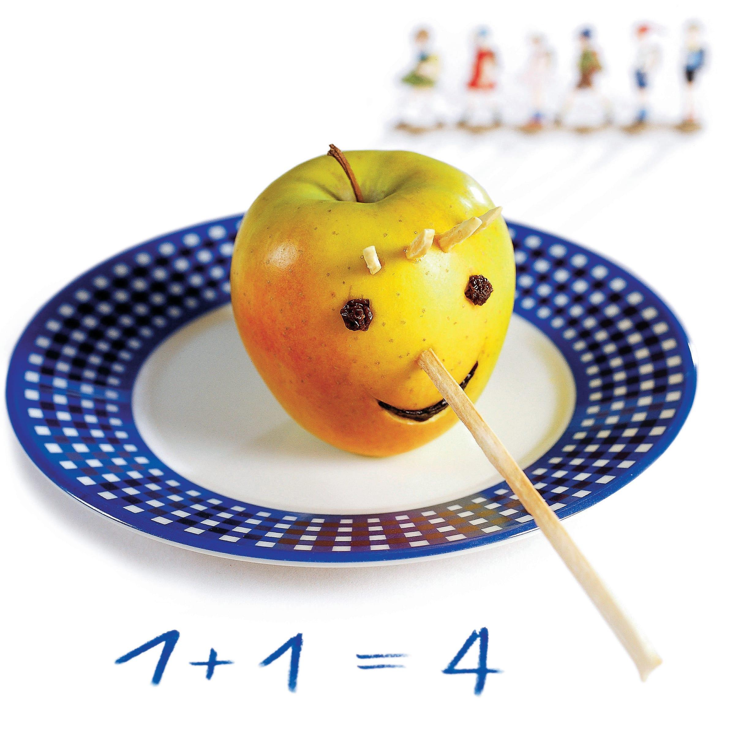 Pinocchio-Apfel