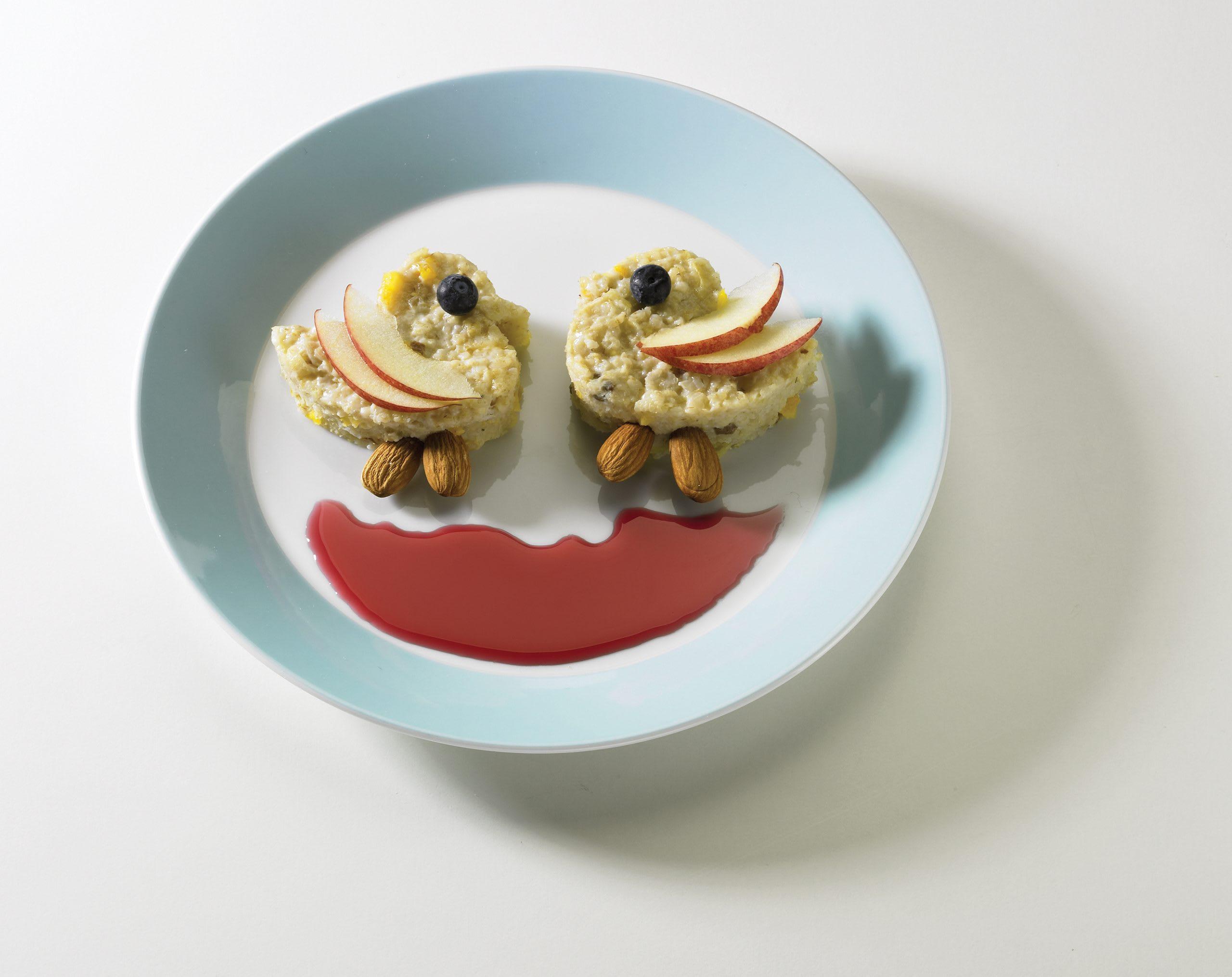 Porridge-Tierli