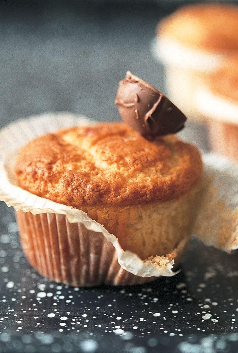 Praliné-Muffins
