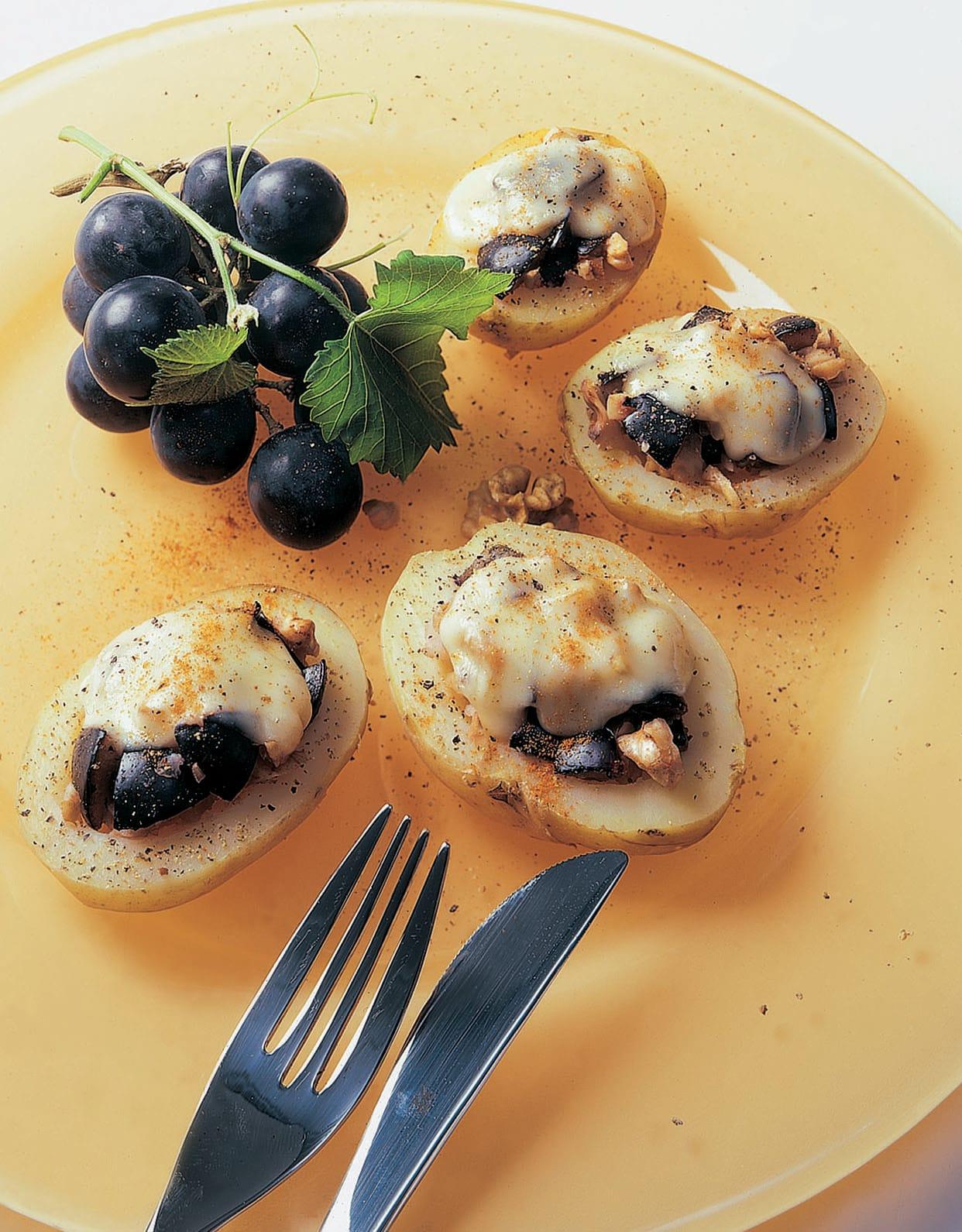 Raclette-Kartoffeln nach Winzer Art