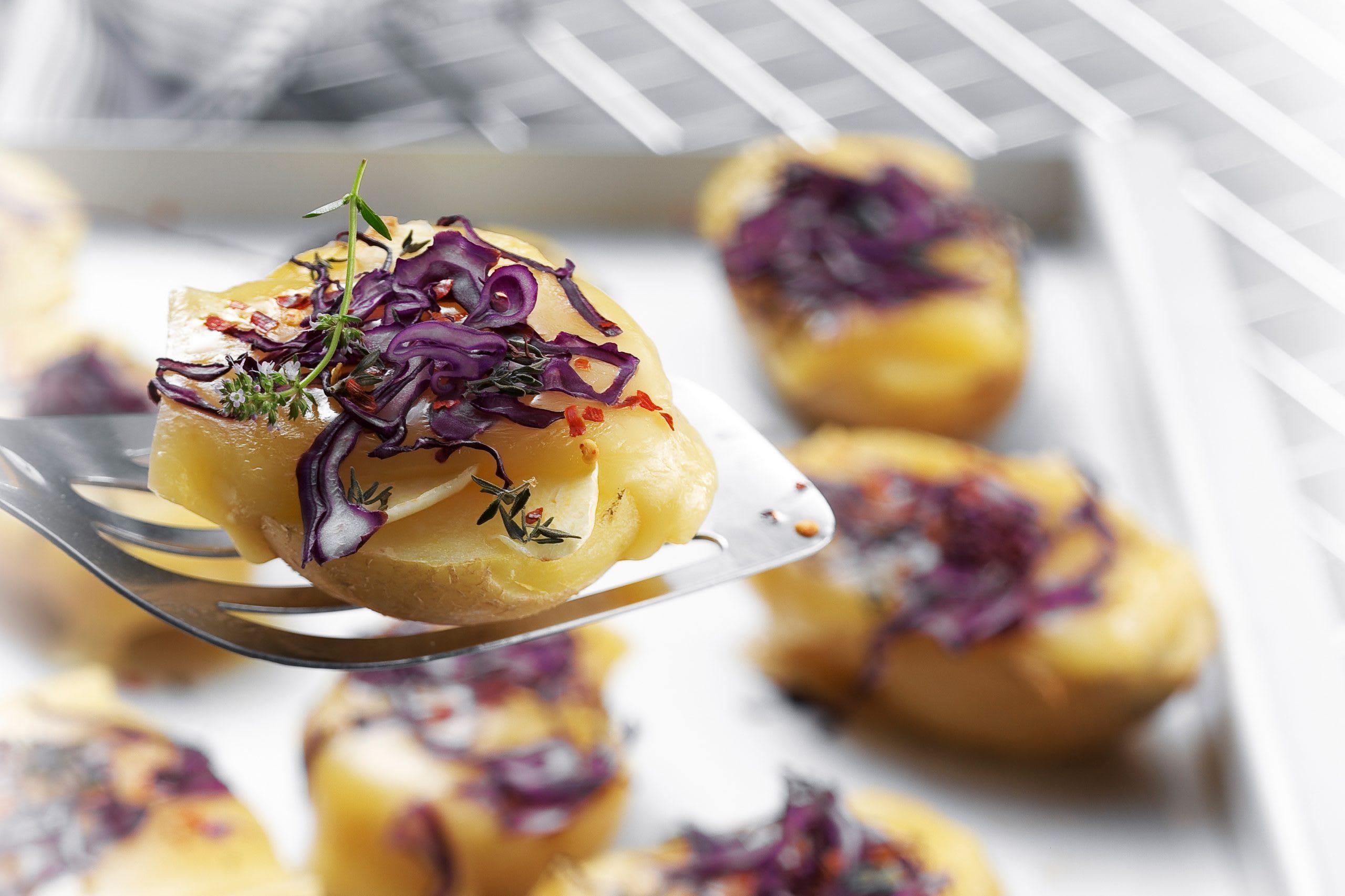 Raclette-Wirz-Ofenkartoffeln