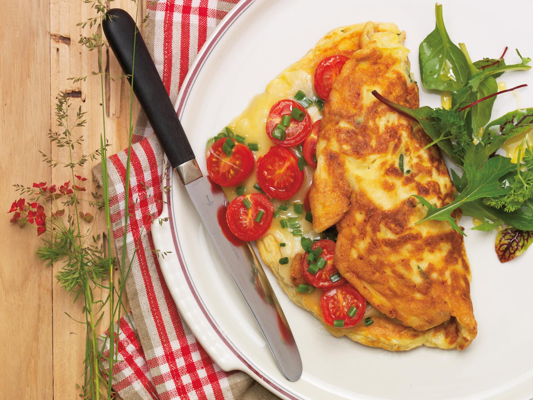 Crêpes de rösti au fromage à raclette
