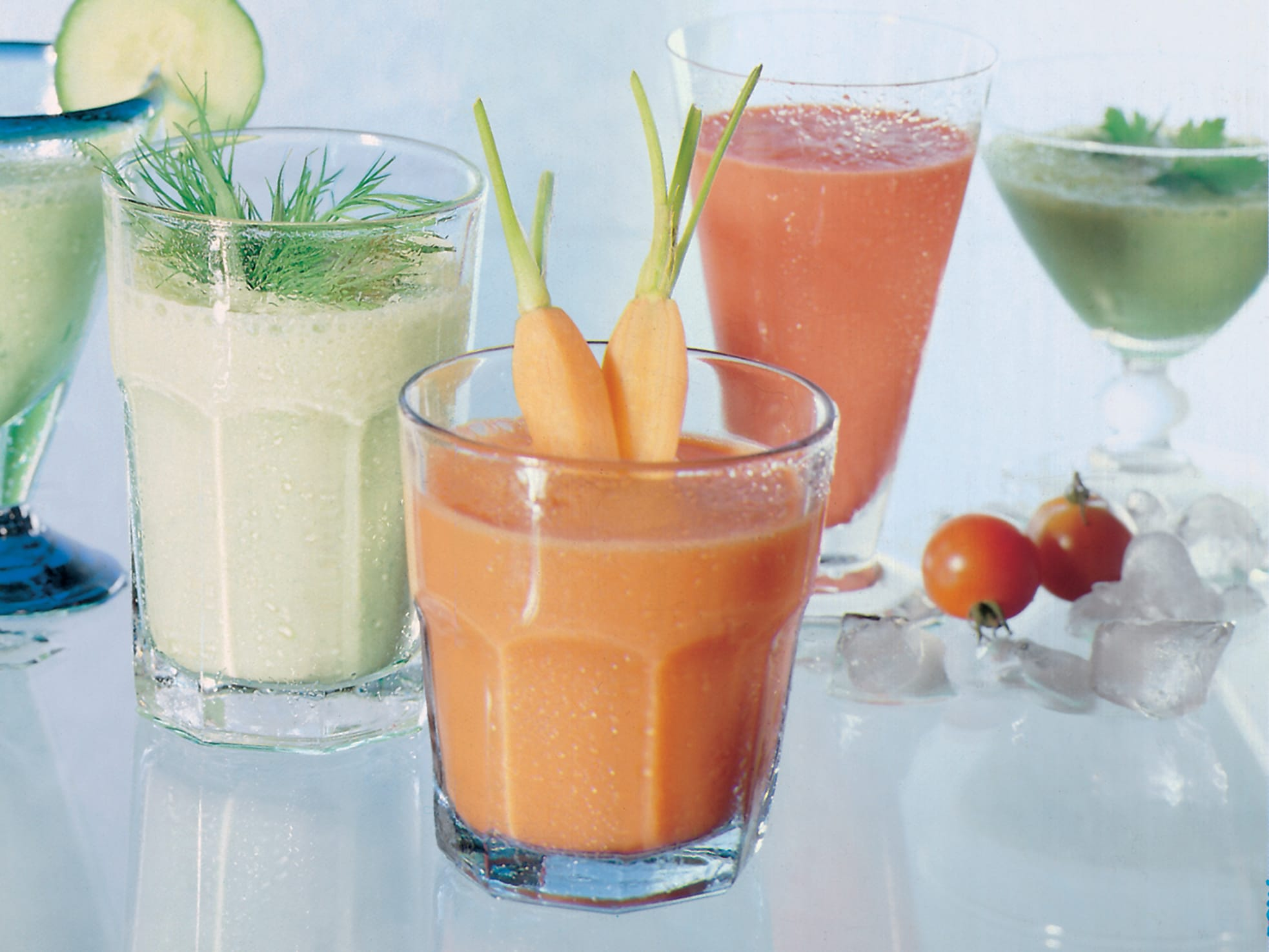 Drink aux carottes
