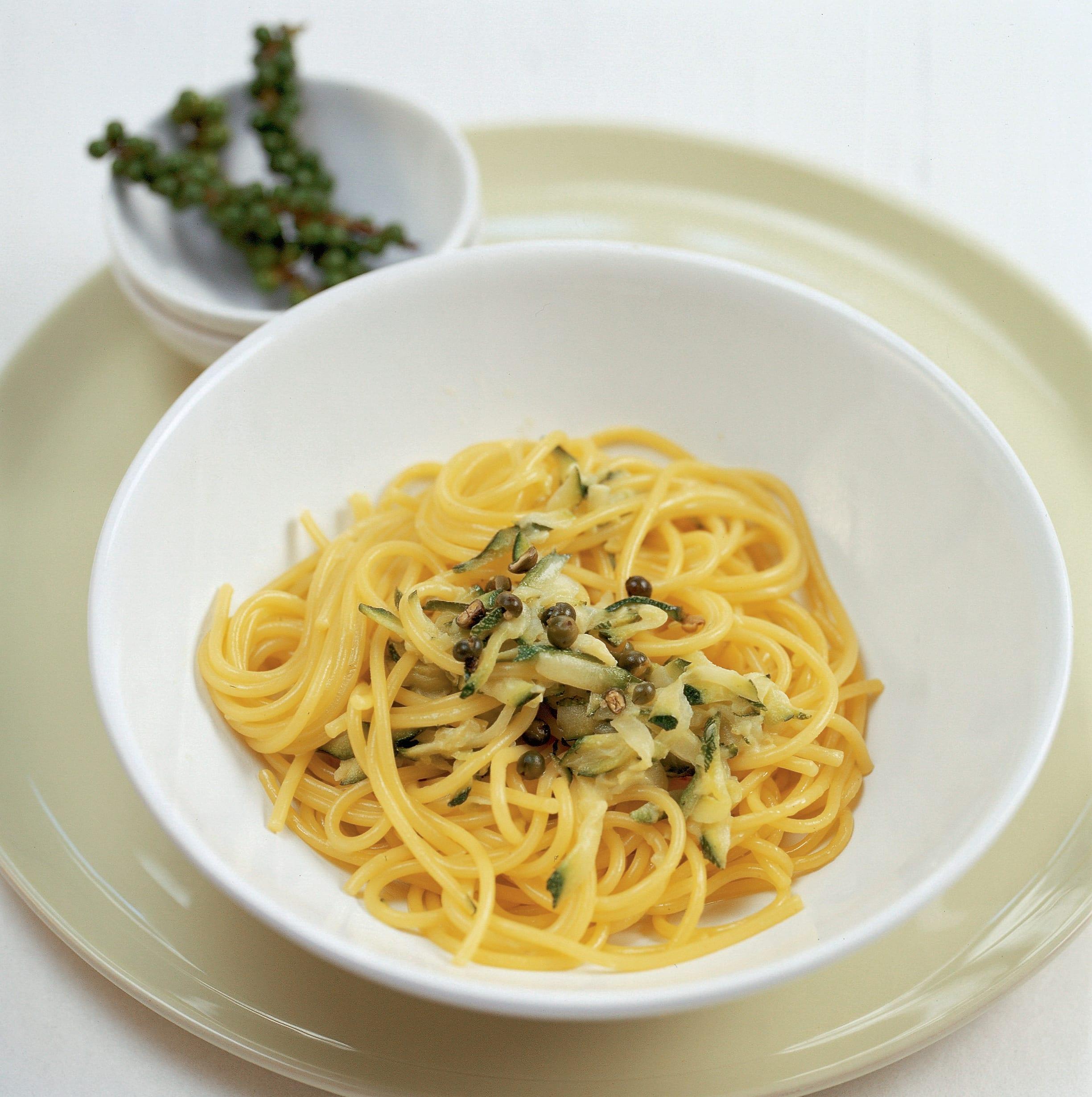 Safran-Spaghetti