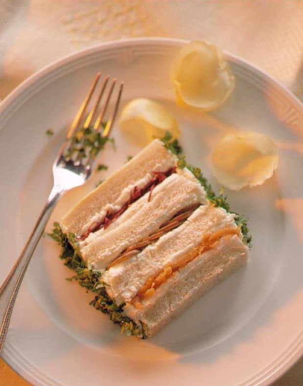 Terrine sandwich