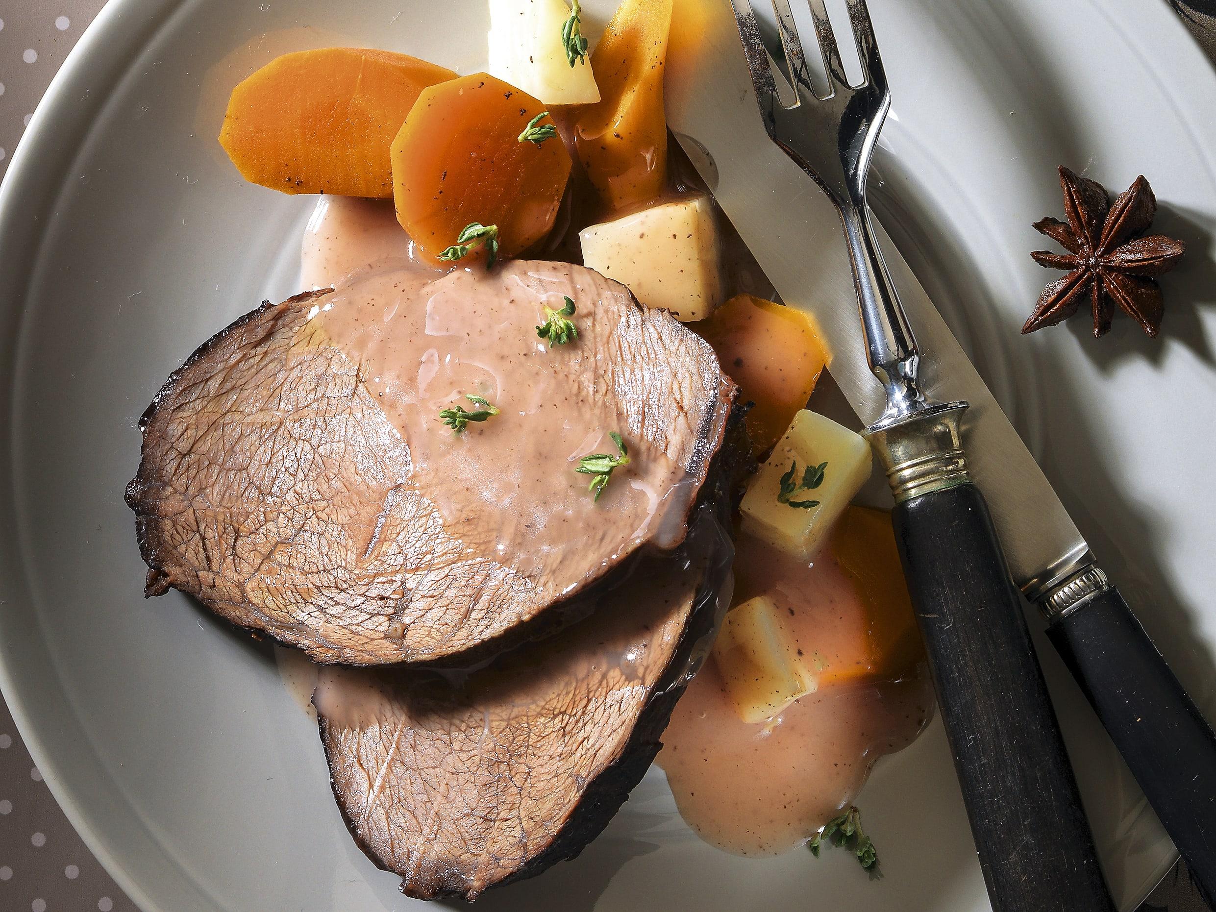 Saurer Glühwein-Kräuter-Mocken