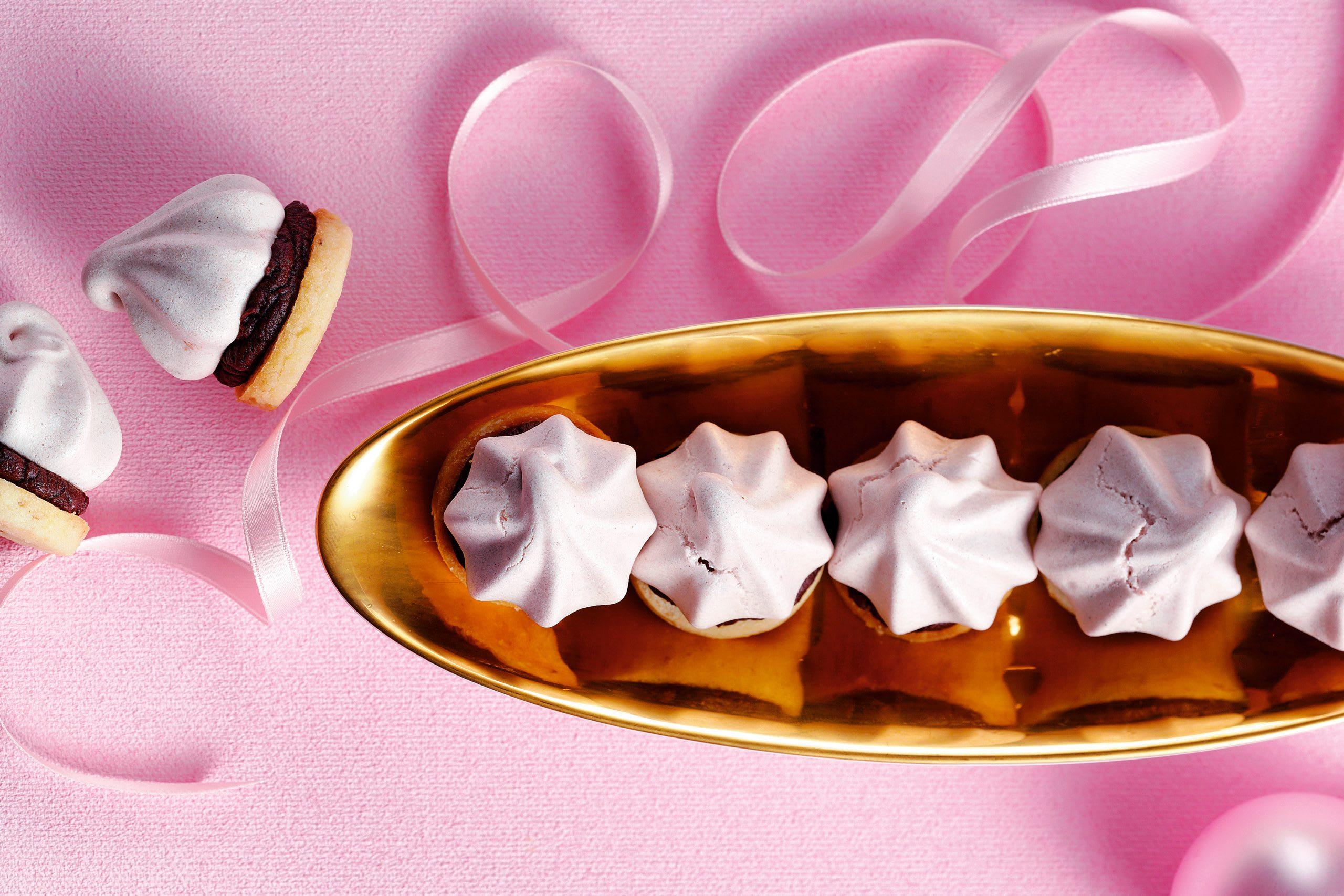 Schokolade-Nuss-Konfekt