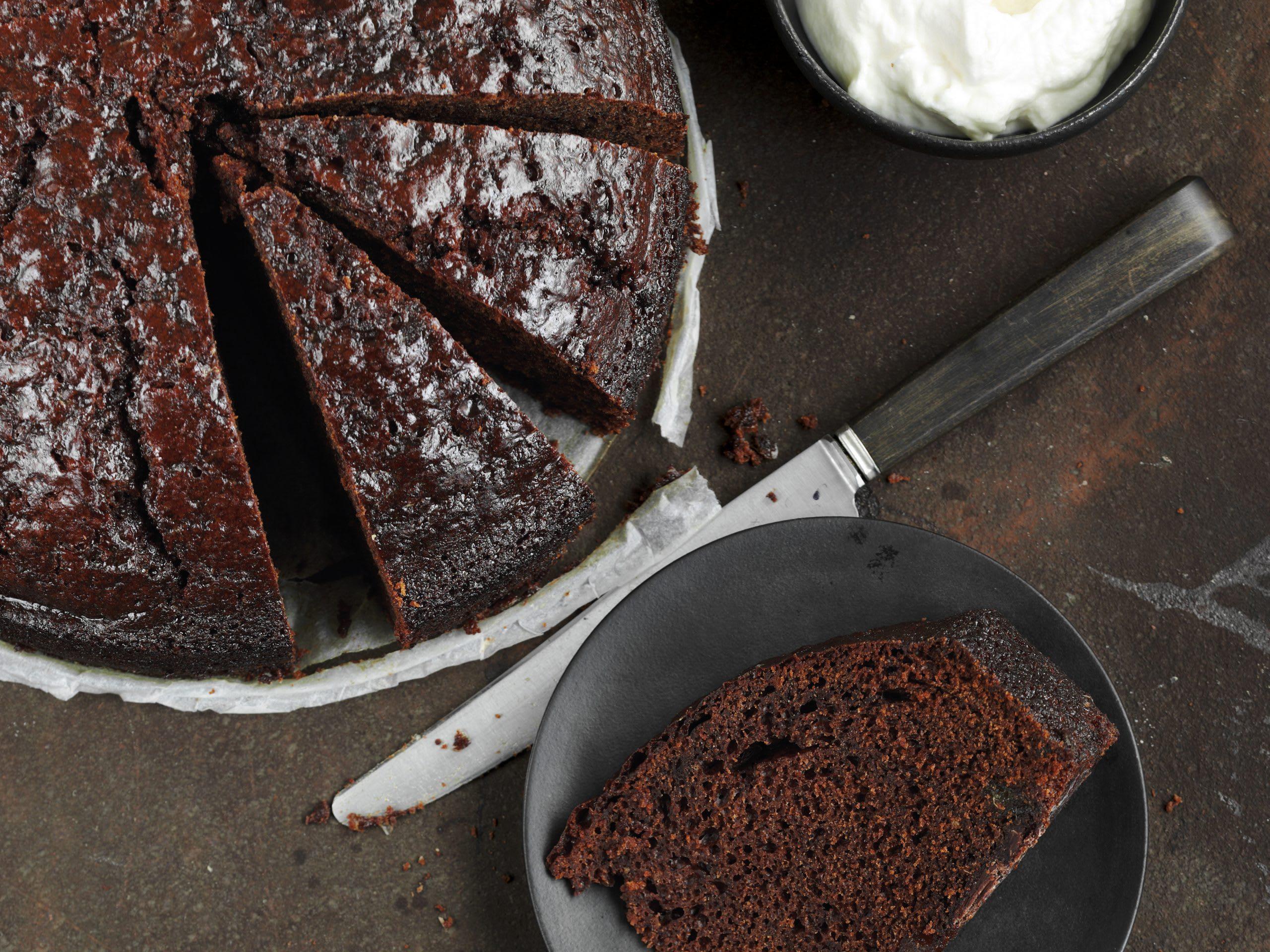 Schokoladen-Honig-Kuchen