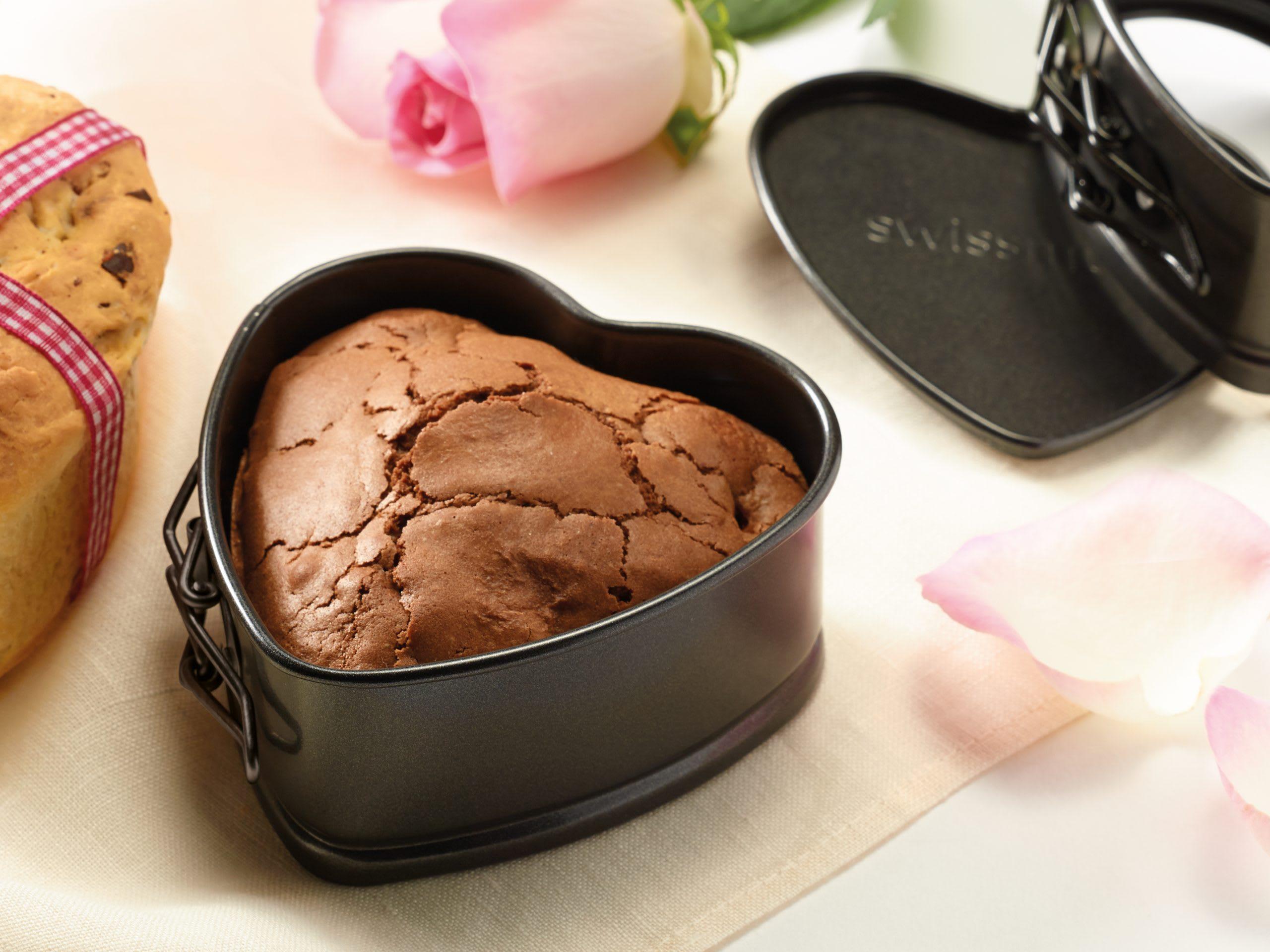 Coeurs au chocolat