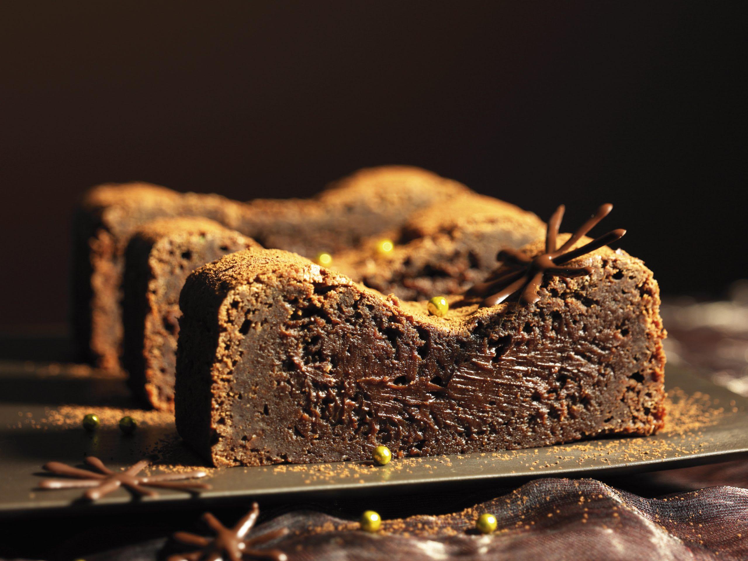 Schokoladenschnitten
