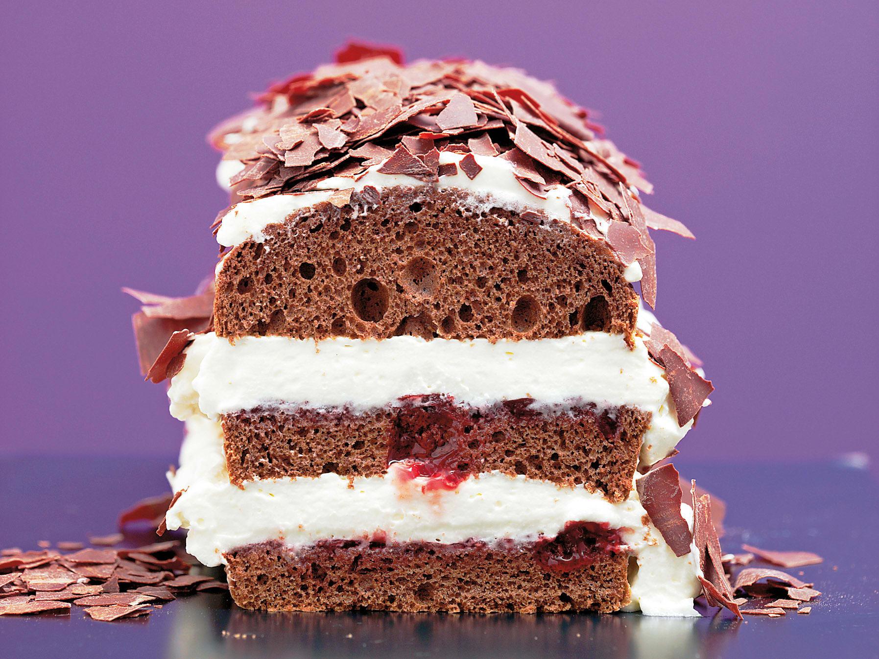 Schwarzwälder Cake
