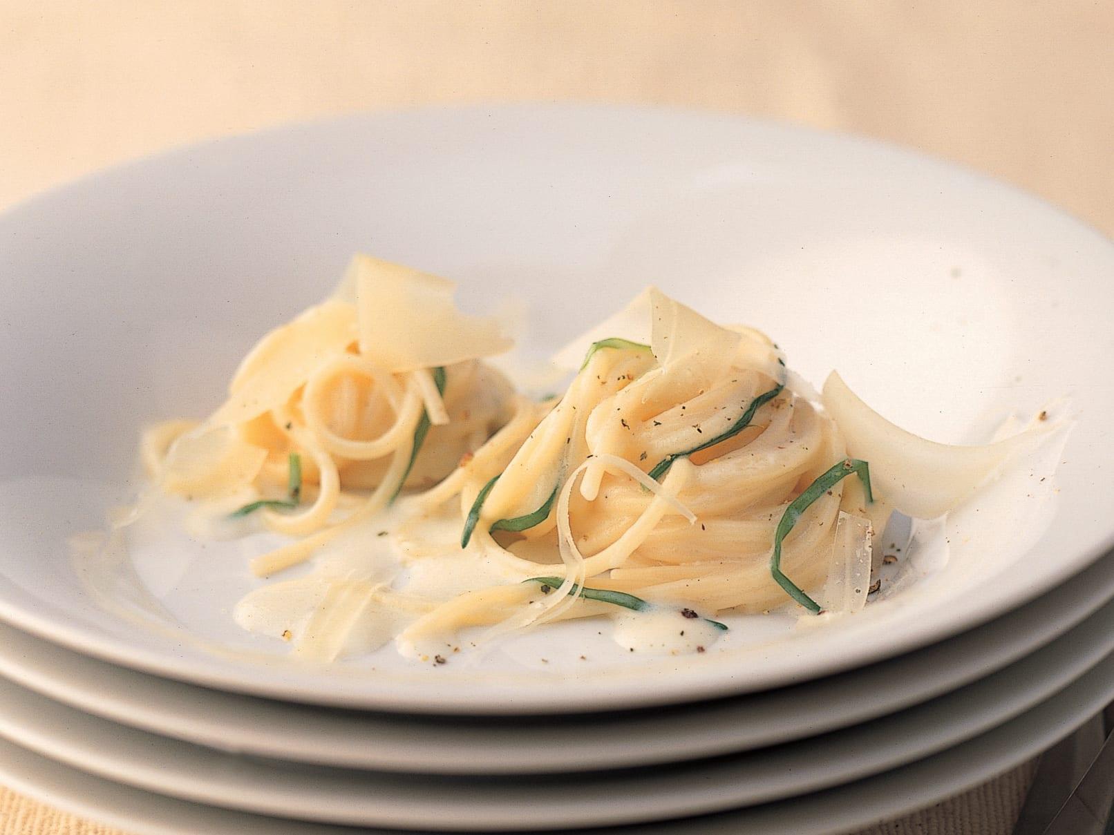 Spaghetti Cipollina