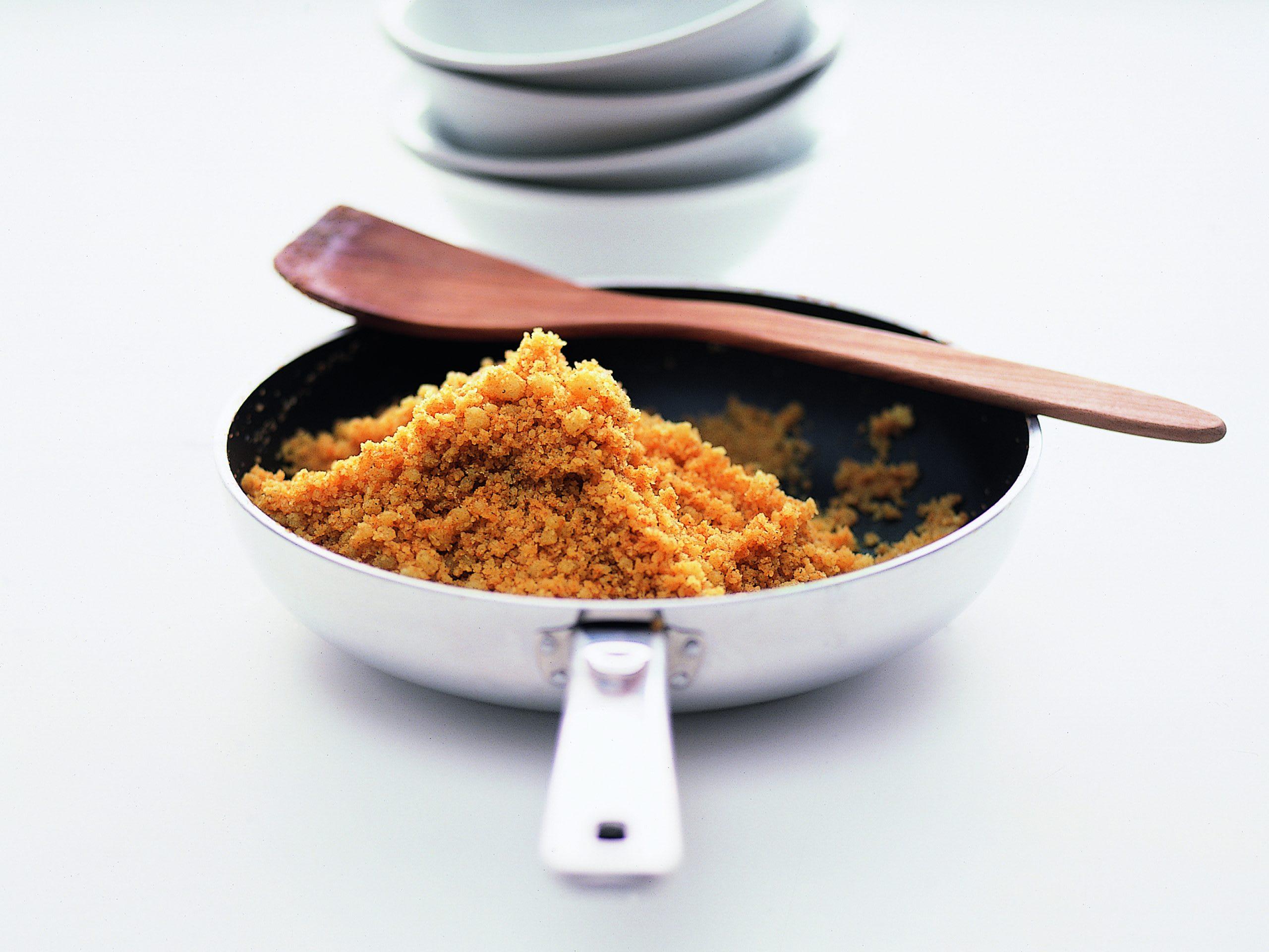 Türggeribel (polenta à la saint-galloise)
