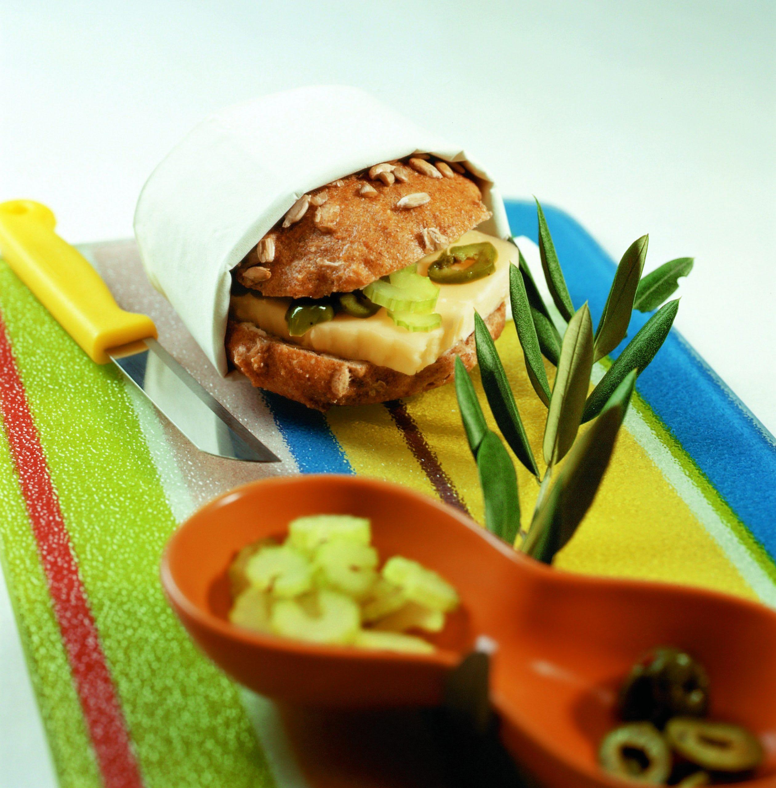 Sandwich au céleri