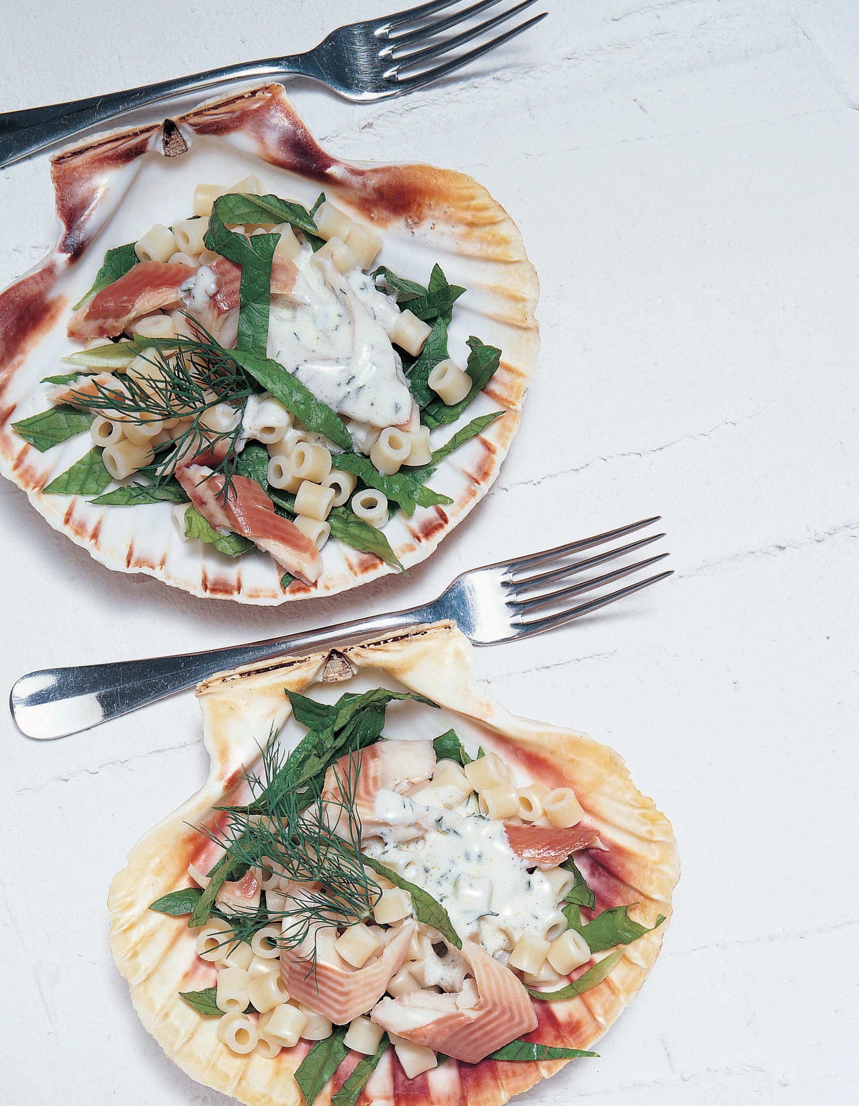 Teigwaren-Fisch-Salat