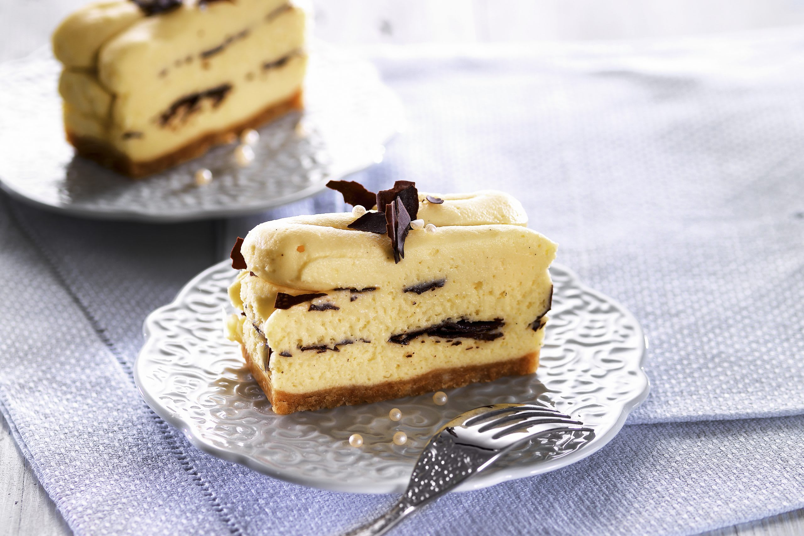Cheesecake façon tiramisu (sans cuisson)