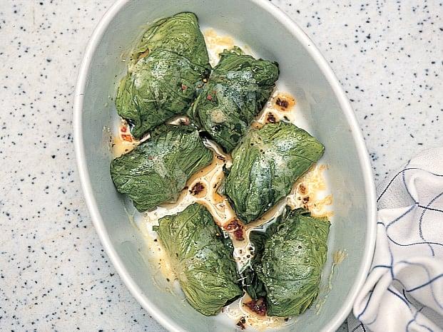 Tomaten-Mozzarella-Salatpäckli