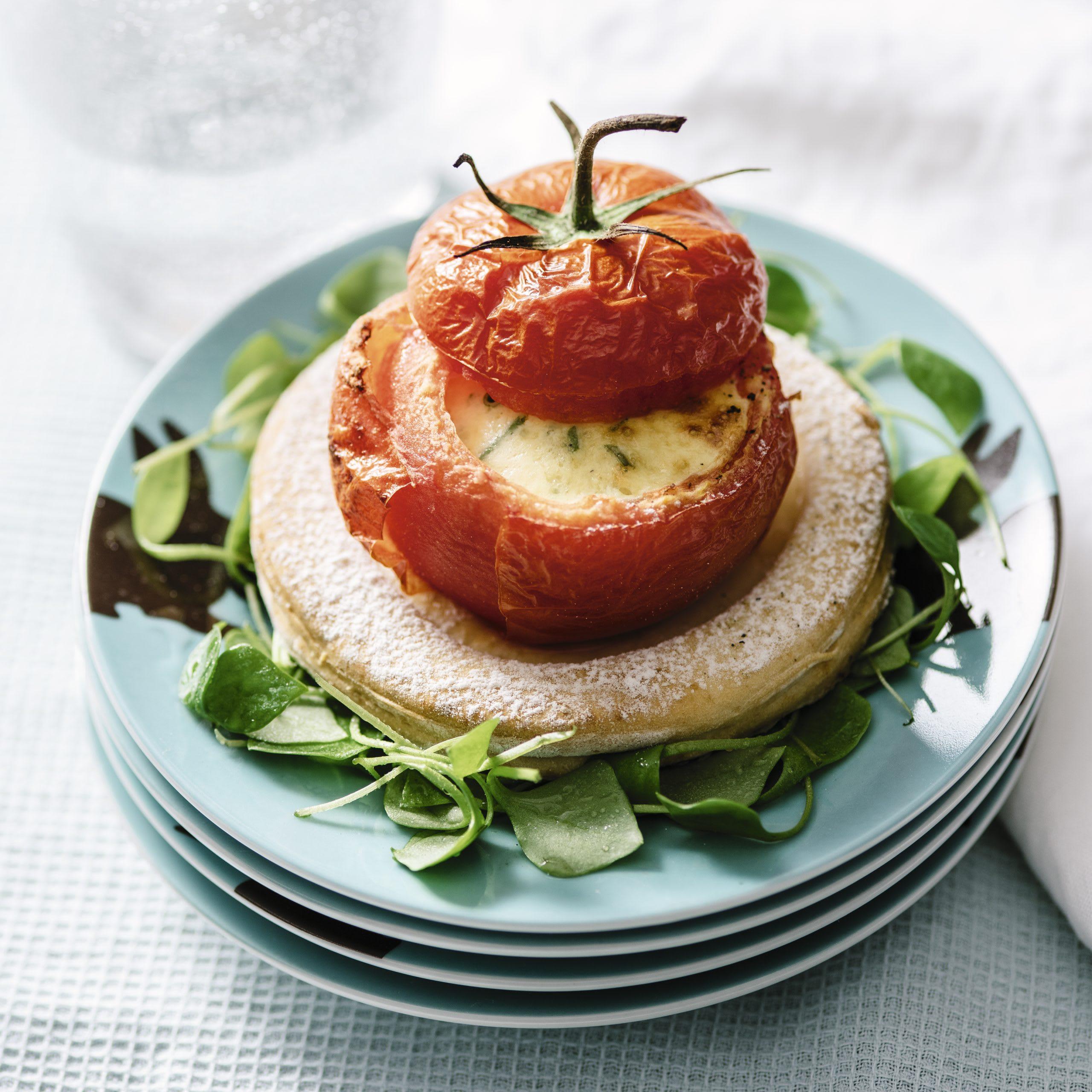 Tomaten-Näschtli