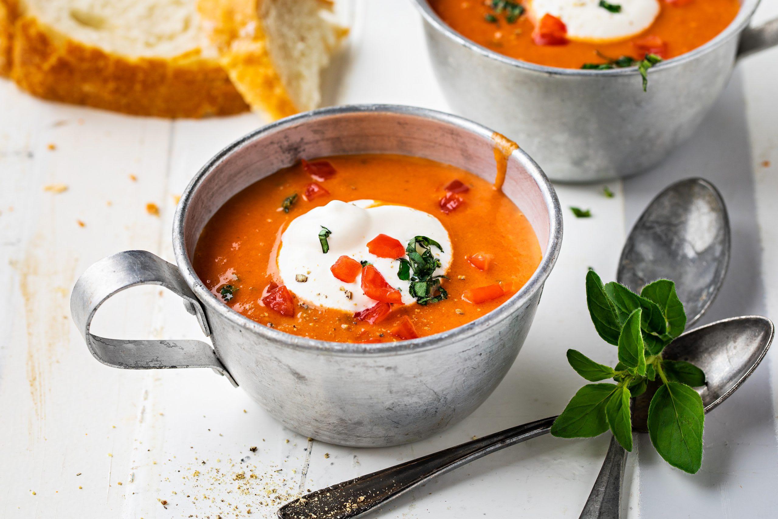 Tomatencrèmesuppe