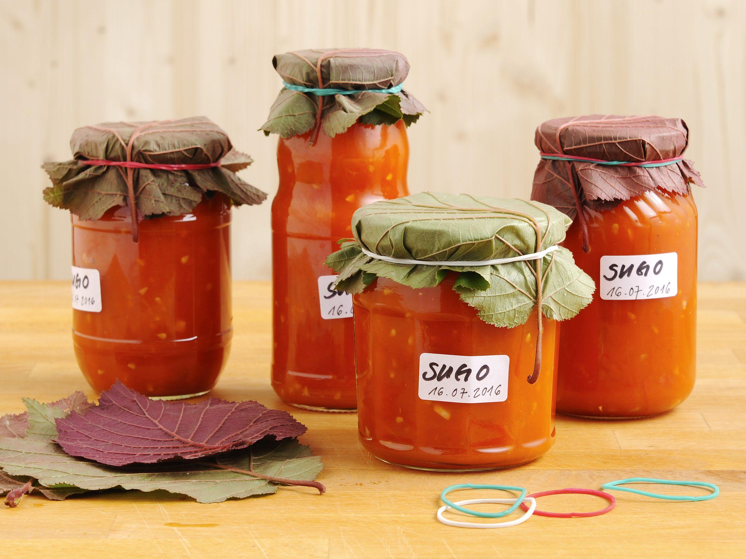Tomatensauce (Sugo)